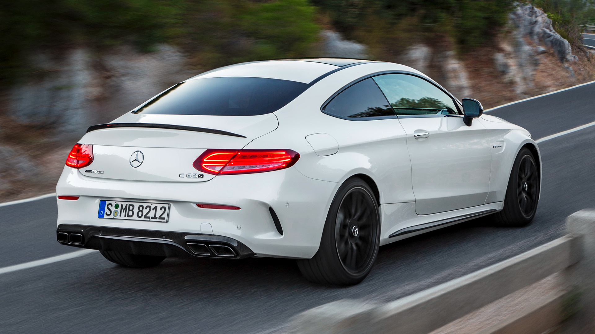 2016 Mercedes-AMG C 63 S Coupe - Wallpapers and HD Images ...