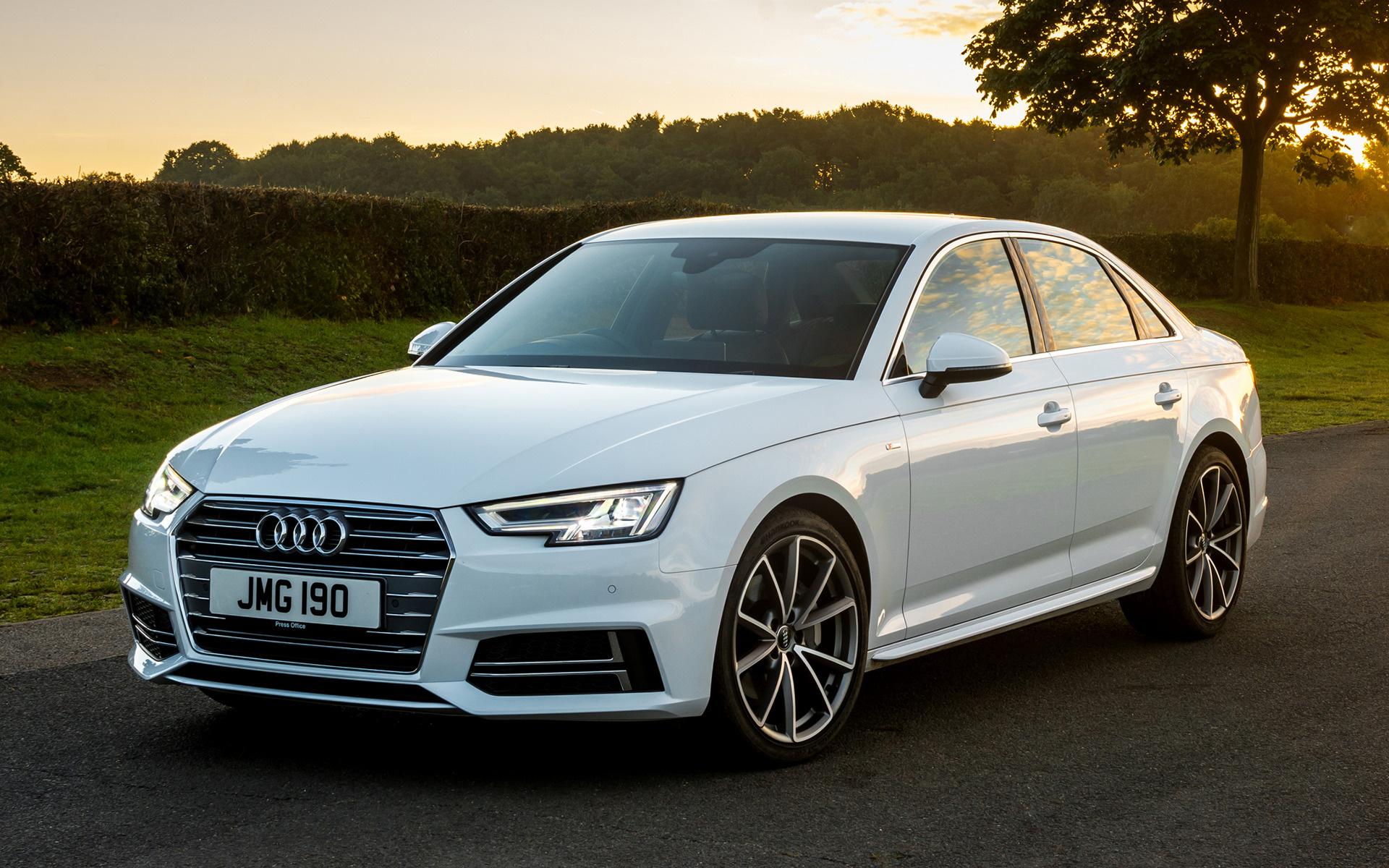 Audi A Saloon S Line Car Wallpaper
