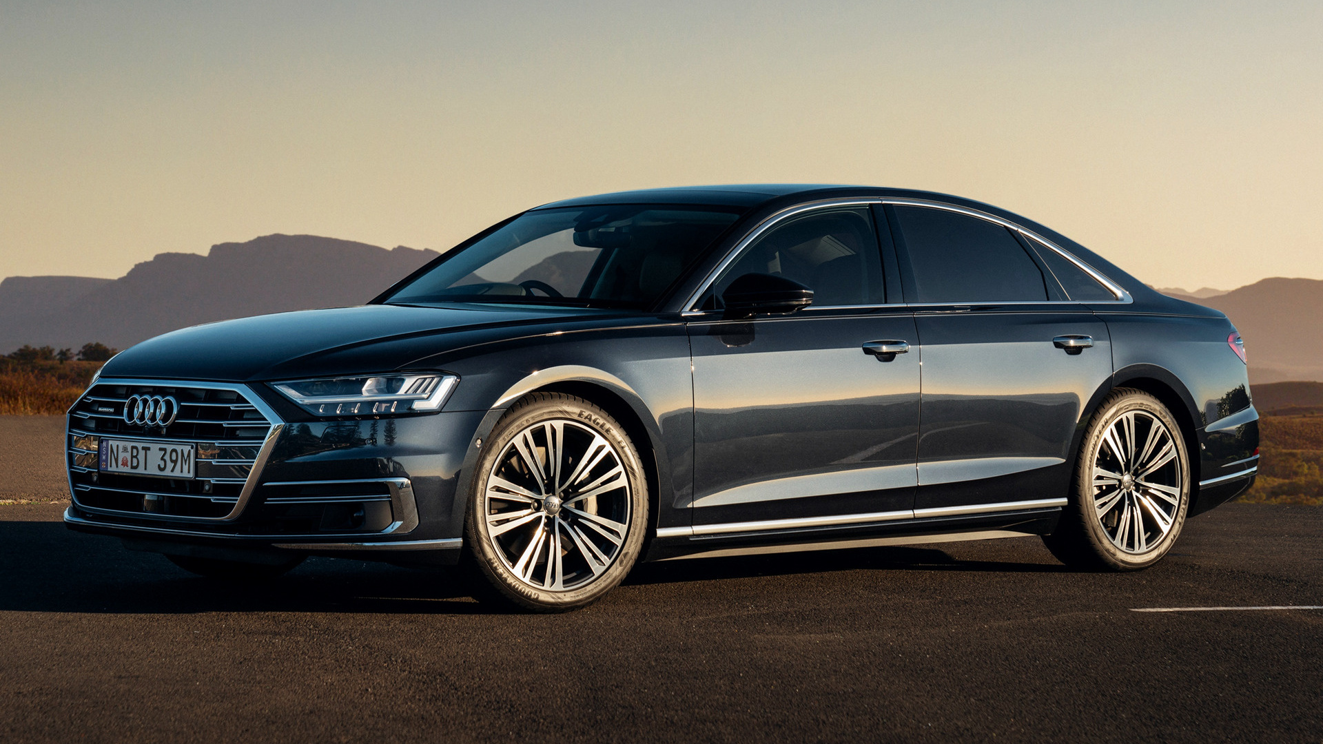 Land Rover Sport 2017 >> 2018 Audi A8 (AU) - Wallpapers and HD Images | Car Pixel