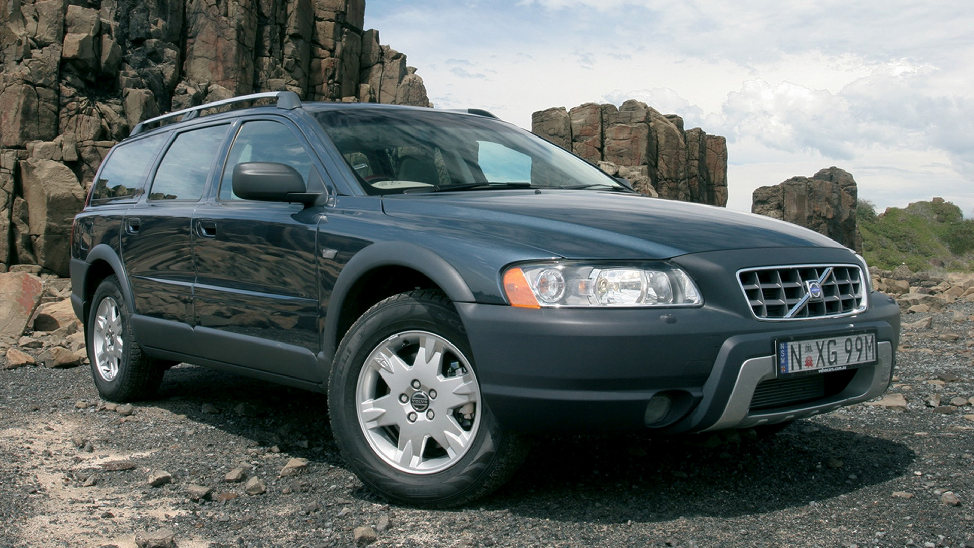Volvo Xc70 2004 Au Wallpapers And Hd Images Car Pixel Cross Country 169