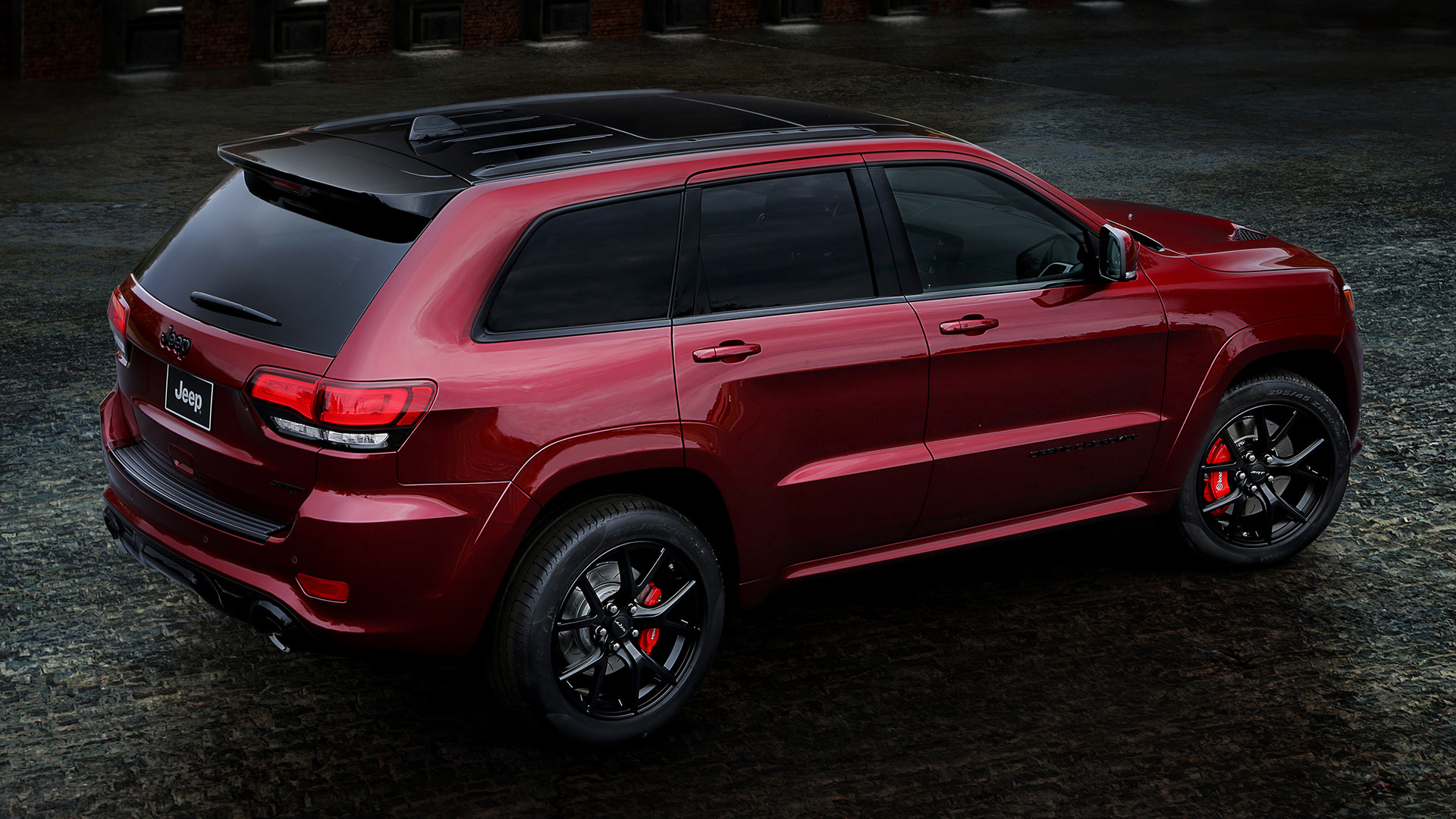 Jeep Grand Cherokee SRT Night (2016) Wallpapers and HD ...