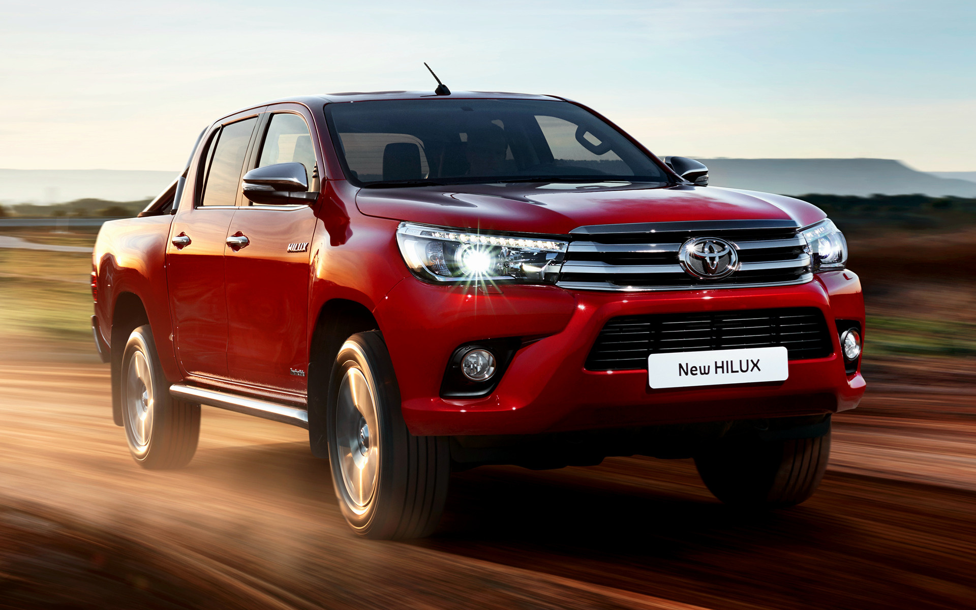 2015 Toyota Hilux Invincible Double Cab - Wallpapers and ...