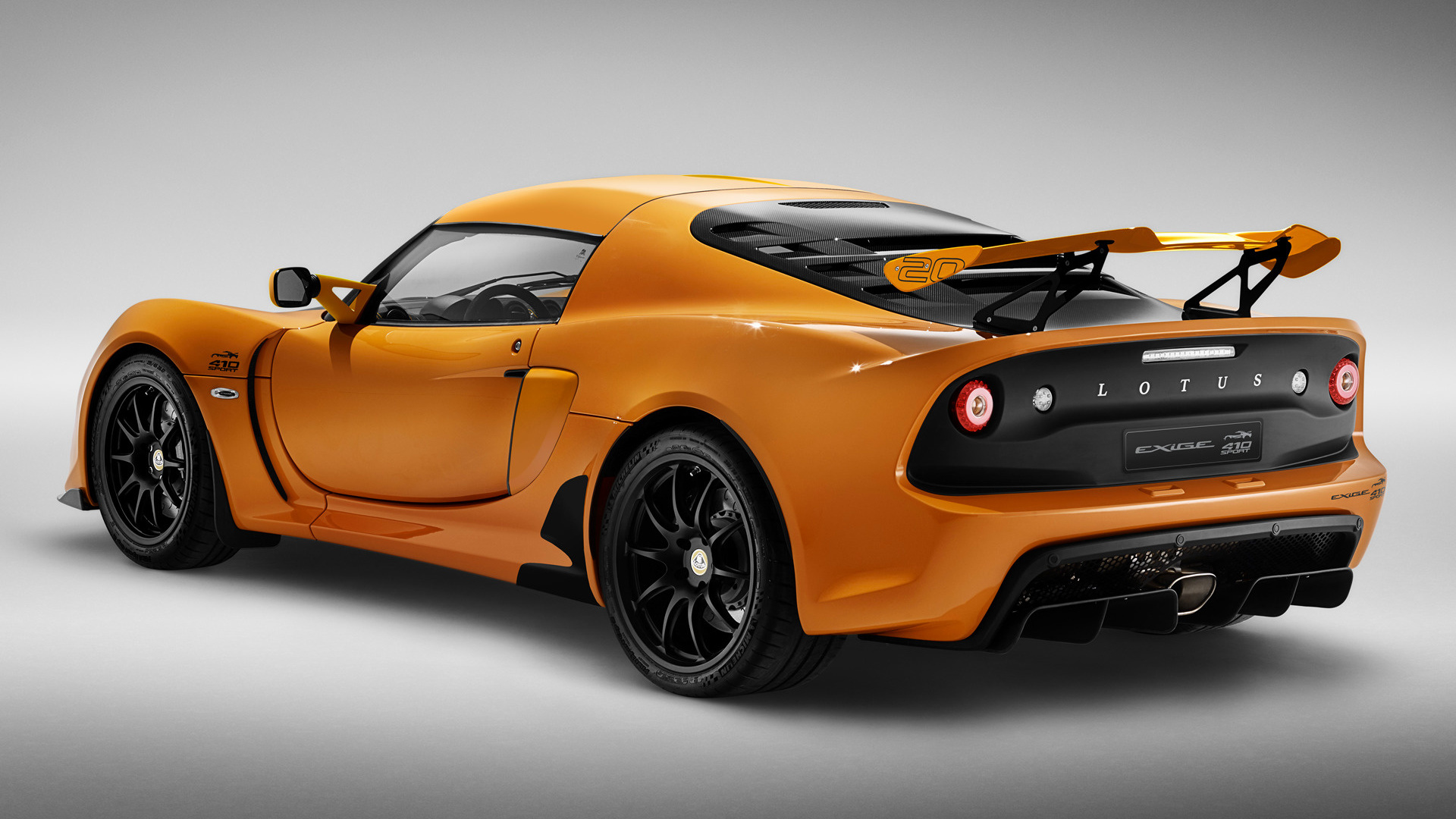 2020 Lotus Exige Sport 410 20th Anniversary - Wallpapers ...