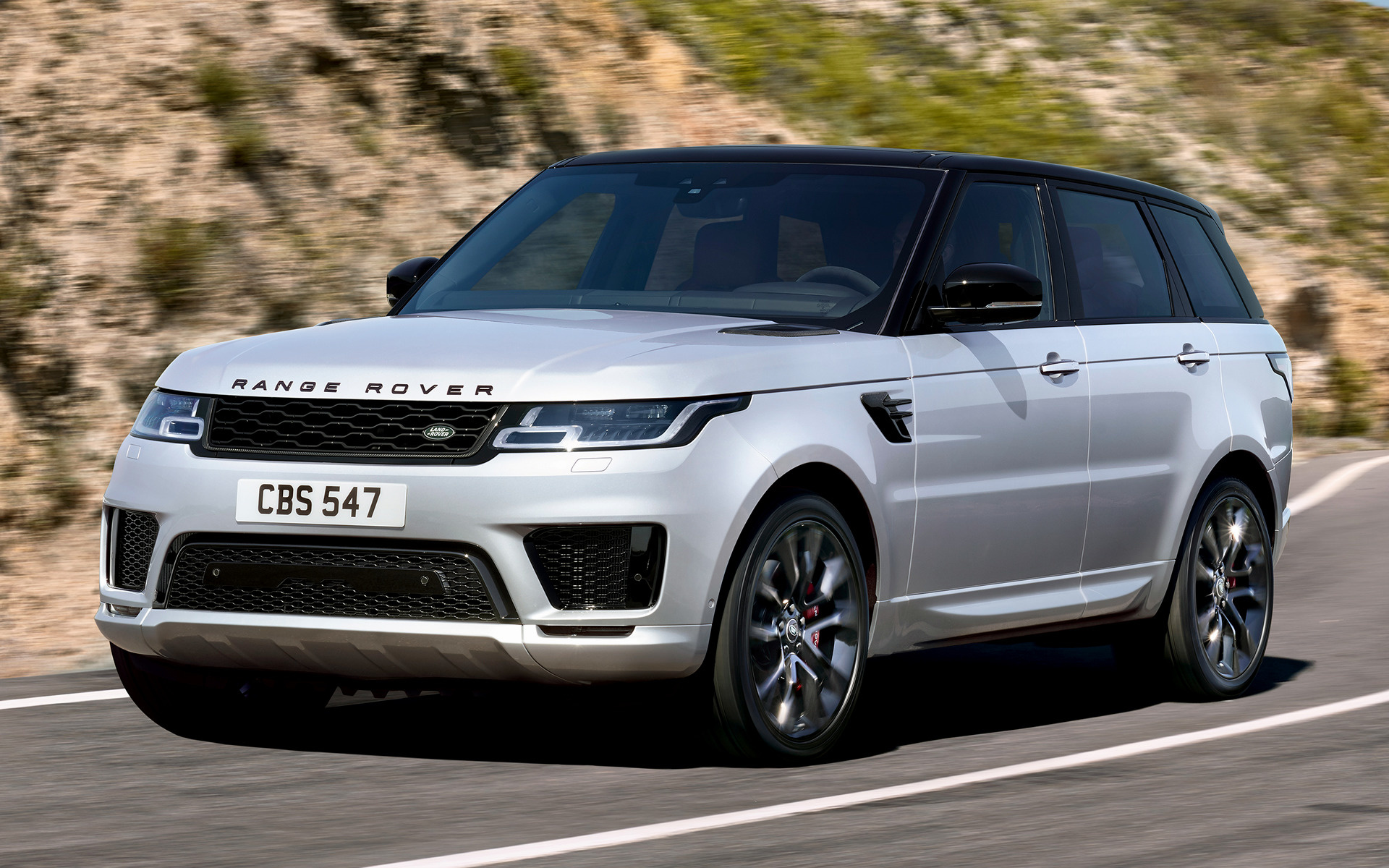 2019 Range Rover Sport HST - Wallpapers and HD Images ...