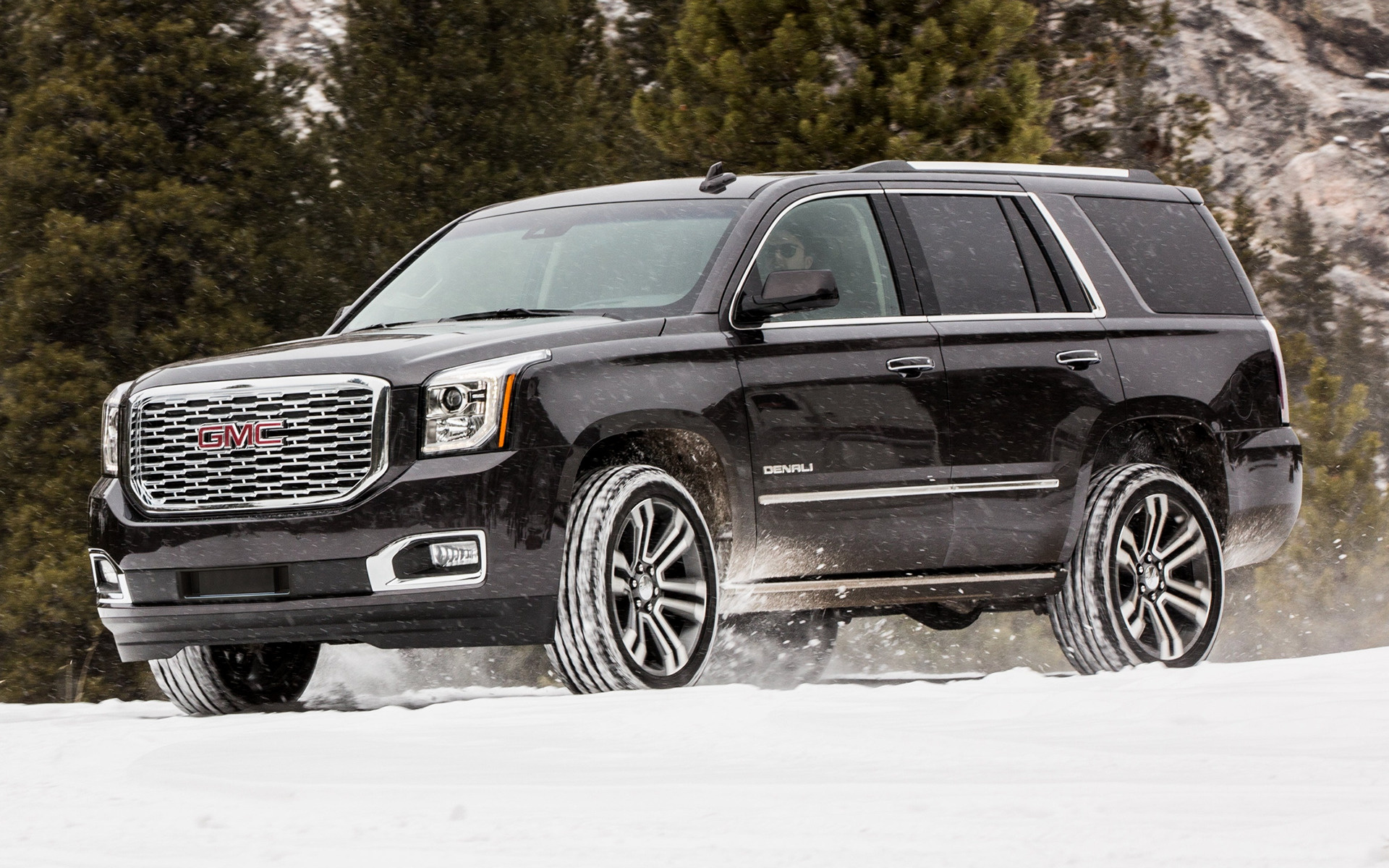 2014 Yukon Denali >> GMC Yukon Denali (2018) Wallpapers and HD Images - Car Pixel