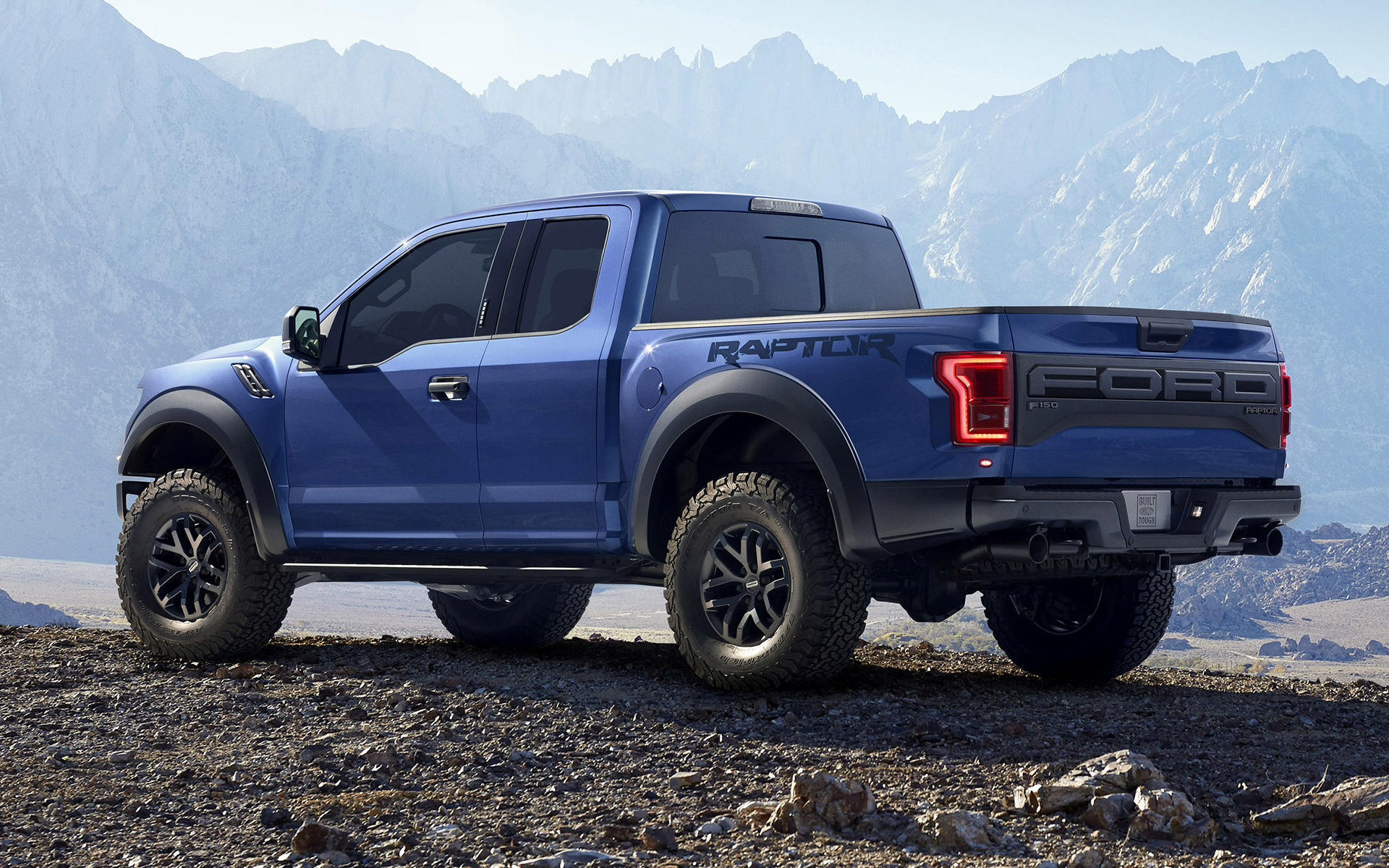 Ford F 150 Raptor Supercab 2017 Wallpapers And Hd Images