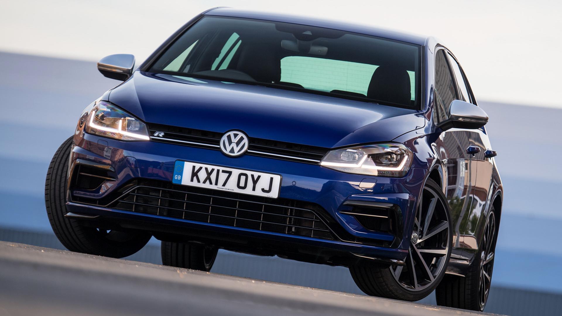 2017 Volkswagen Golf R 5-door (UK) - Wallpapers and HD Images | Car Pixel