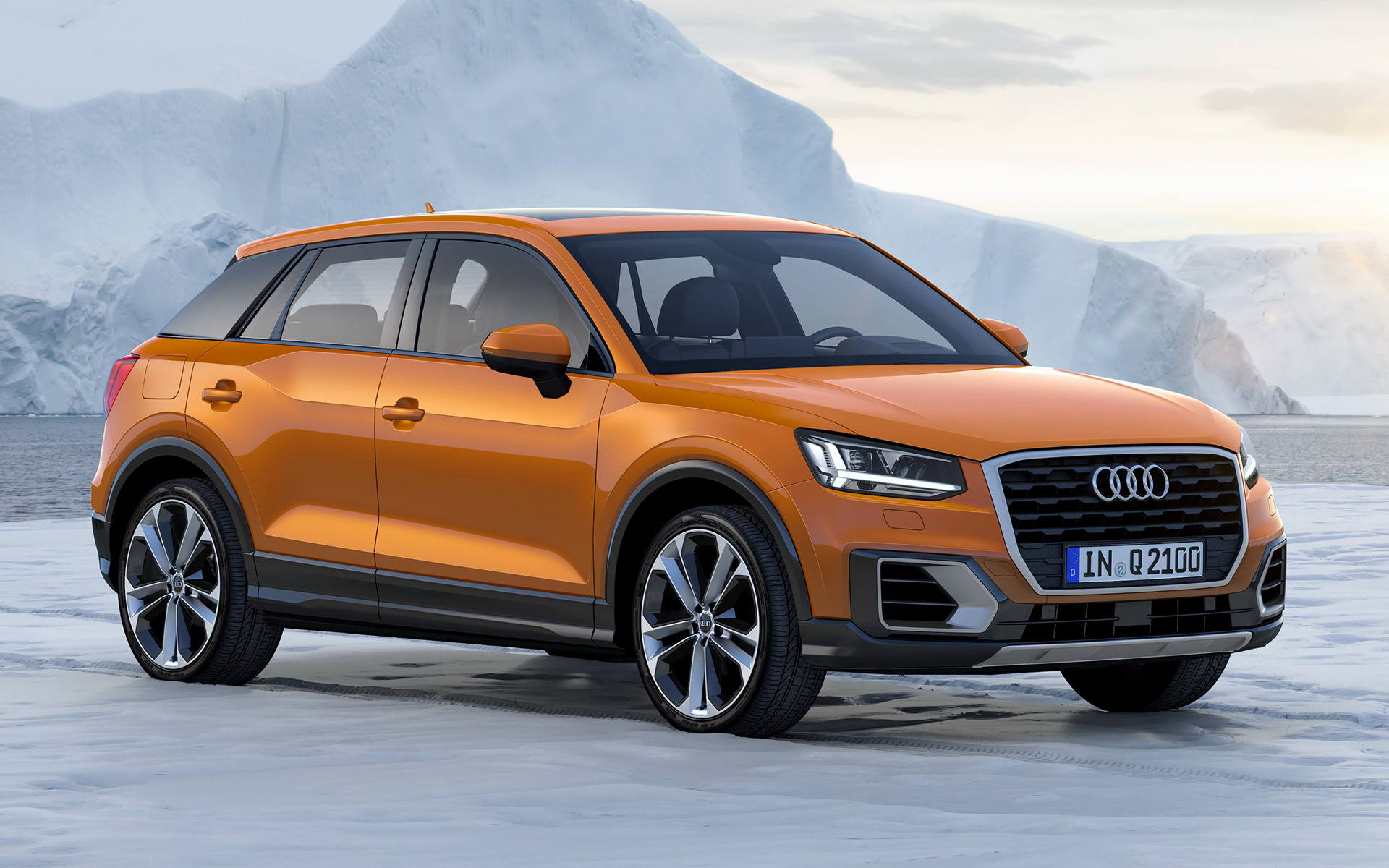 2016 Audi Q2 Wallpapers And Hd Images Car Pixel