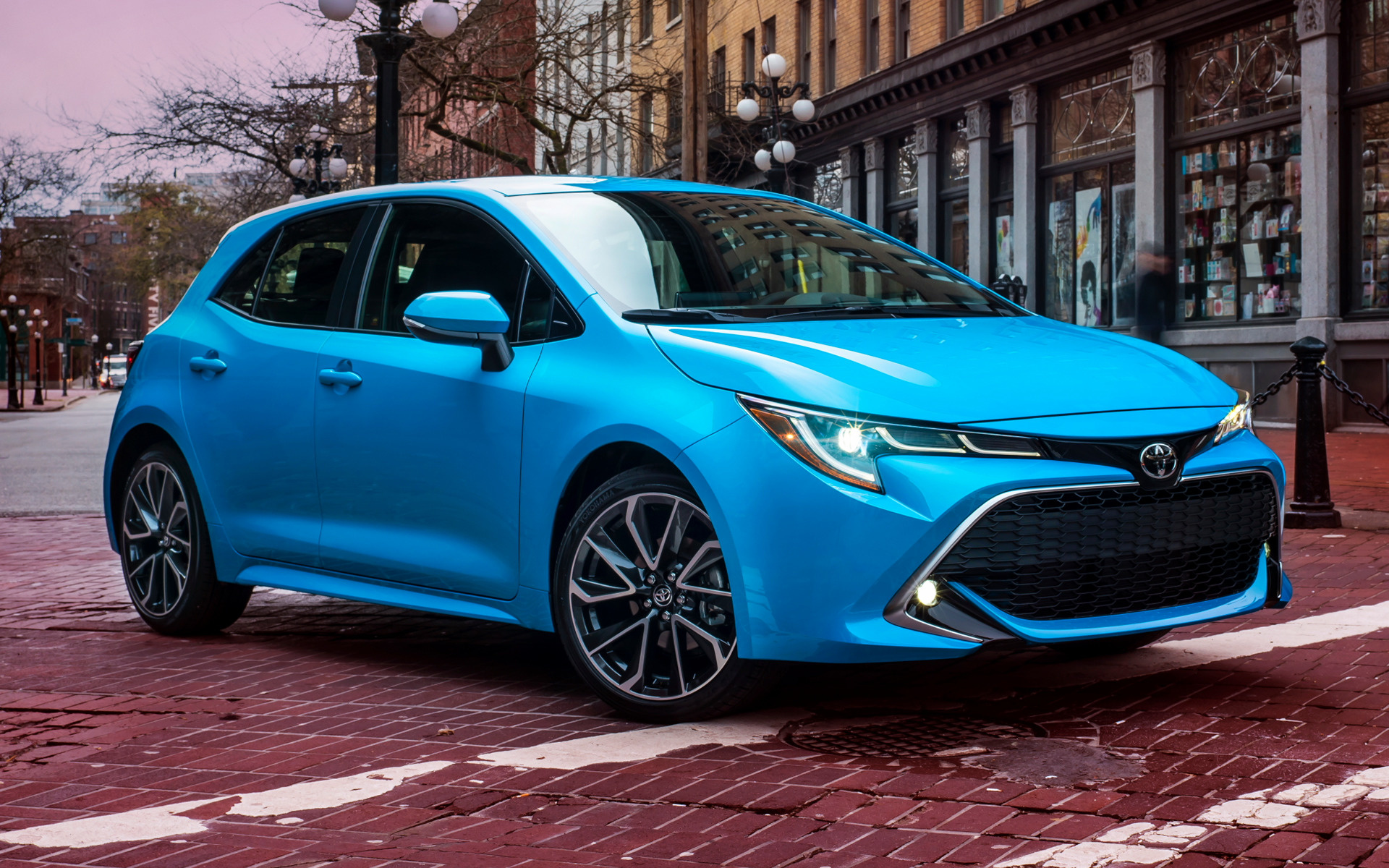 2019 Toyota Corolla XSE Hatchback - Wallpapers and HD ...