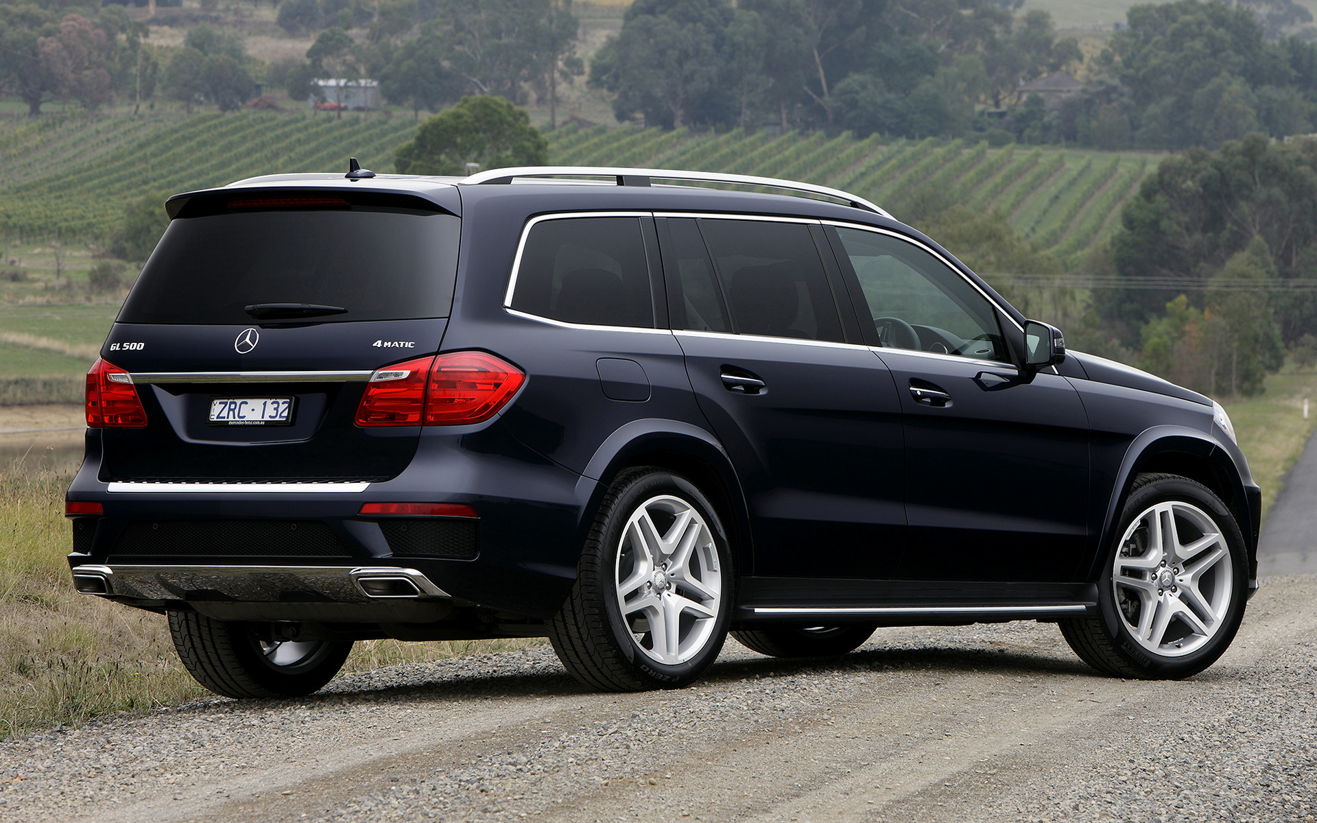 mercedes benz gl class amg styling 2013 au wallpapers and hd images car pixel. Black Bedroom Furniture Sets. Home Design Ideas