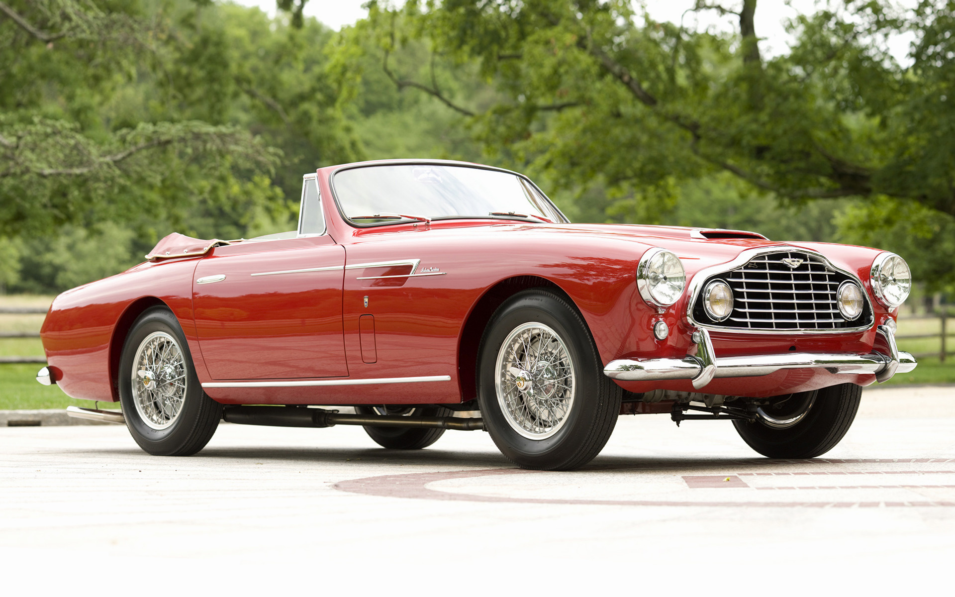 aston martin db2 4 drophead coupe by bertone lml 504 1953 wallpapers and hd images car pixel. Black Bedroom Furniture Sets. Home Design Ideas