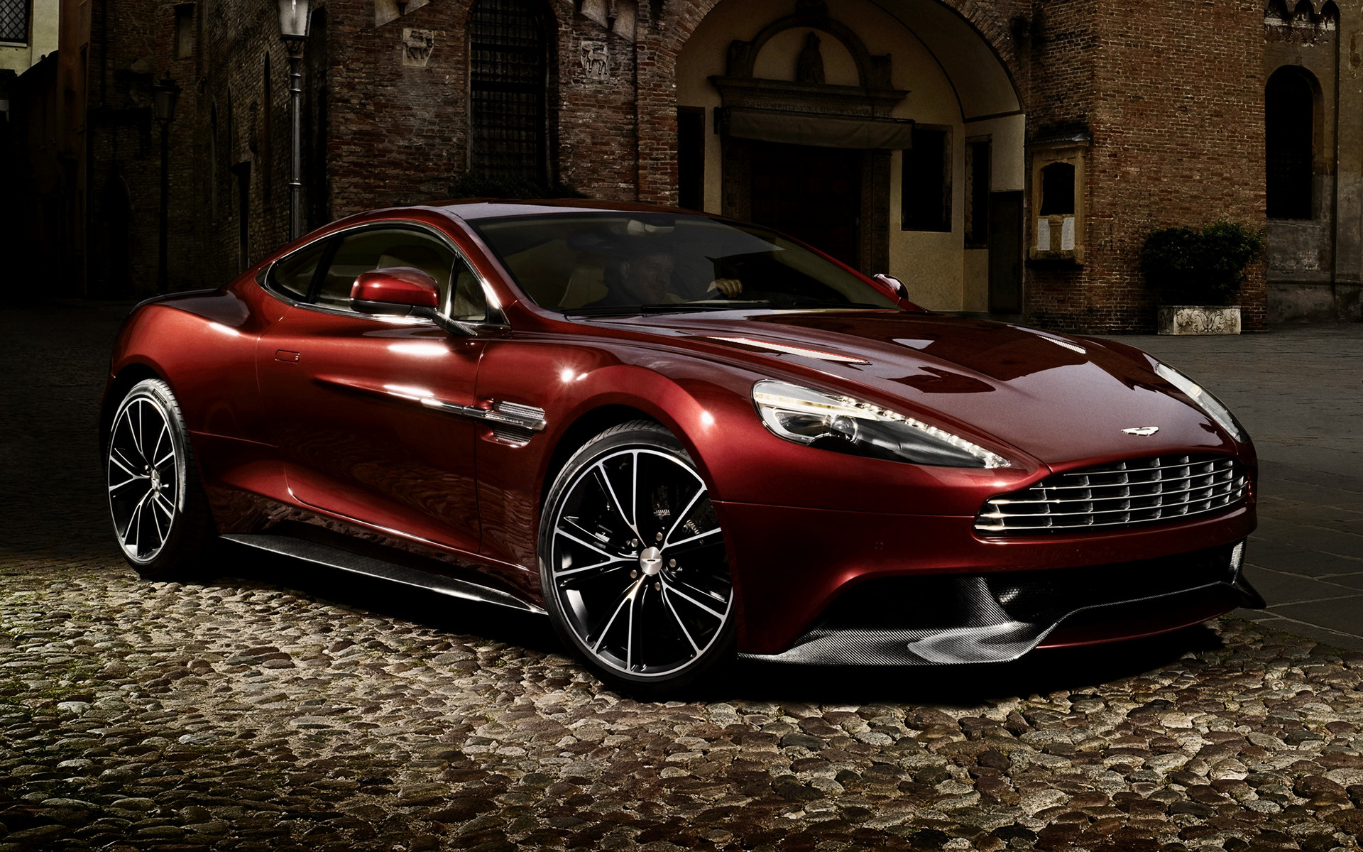 Dodge Ram 2015 >> Aston Martin Vanquish (2012) Wallpapers and HD Images ...