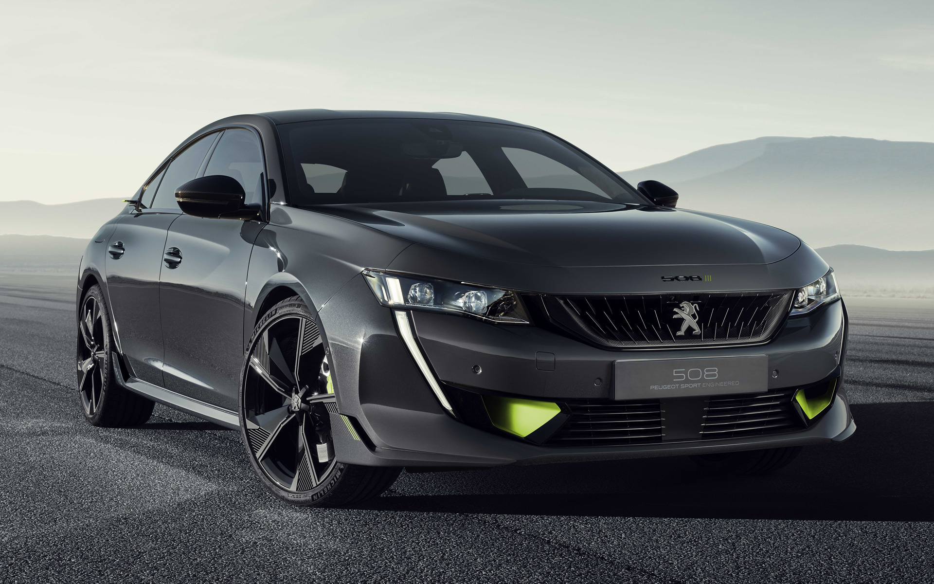 2019 Concept 508 Peugeot Sport Engineered
