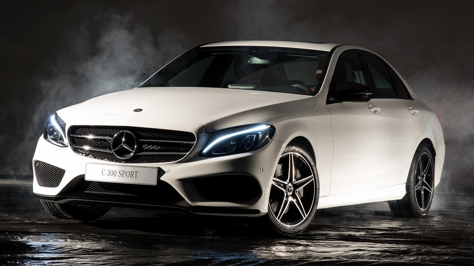 2016 Mercedes Benz C Class Amg Styling Br Wallpapers