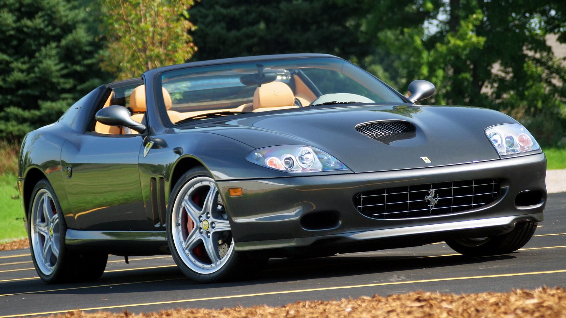 2005 Ferrari Superamerica Us Hintergrundbilder Und Wallpaper In Hd Car Pixel