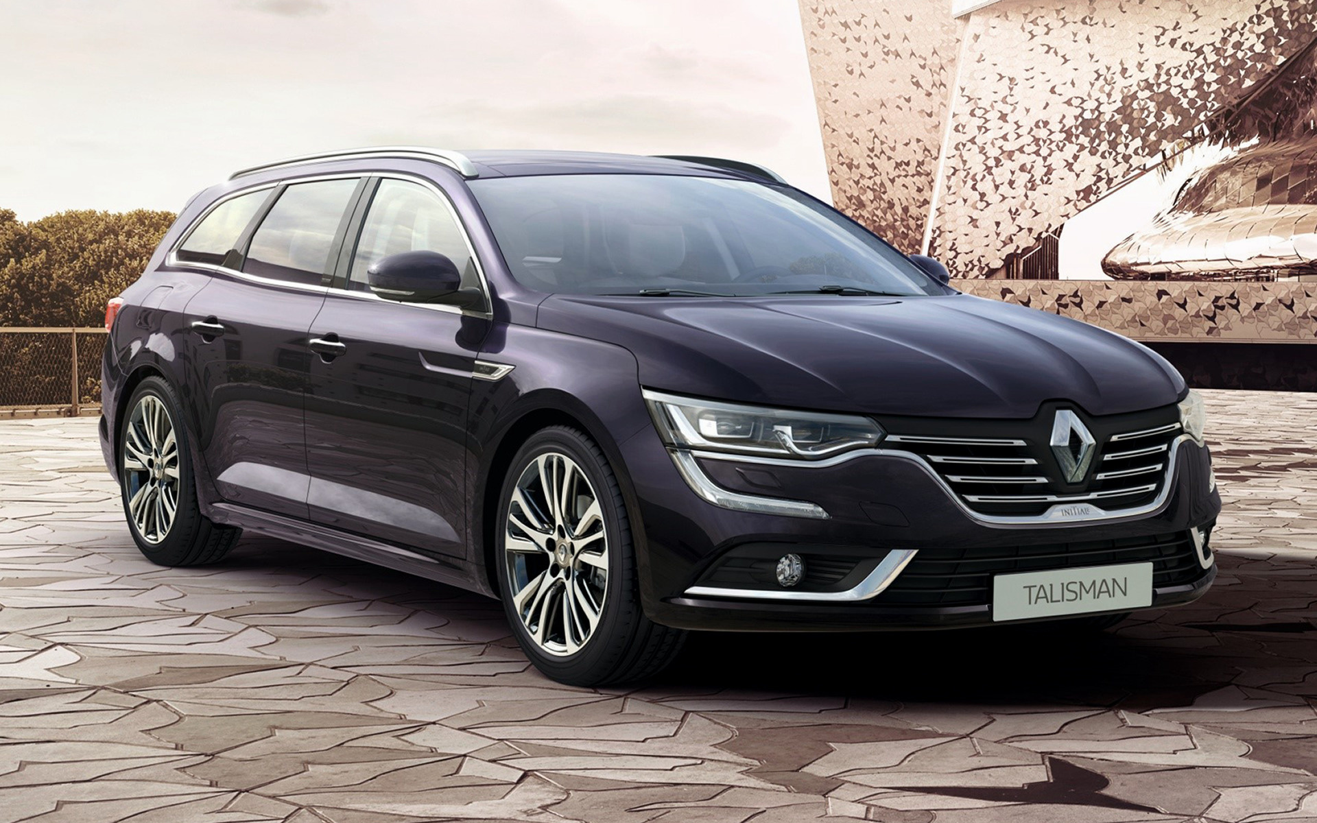 Renault Talisman Estate Initiale Paris 2015 Wallpapers