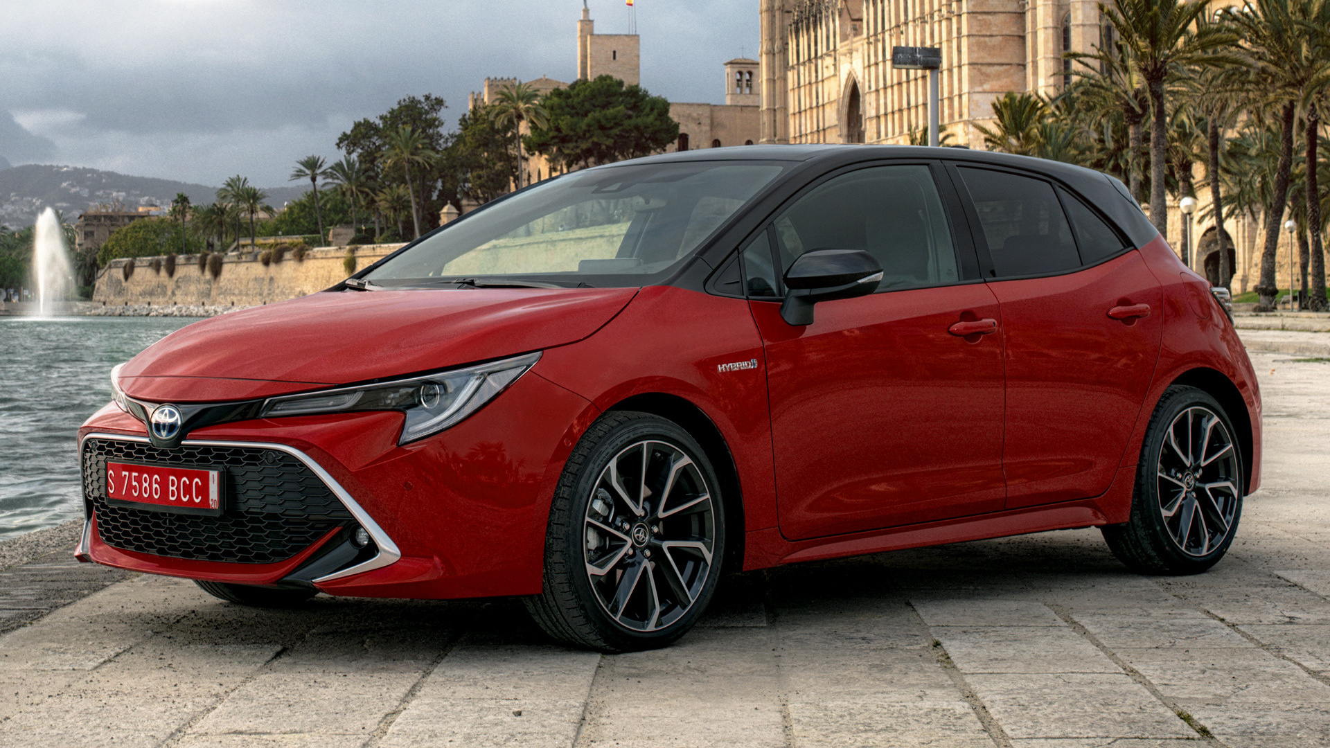 2019 Toyota Corolla Hybrid - Wallpapers and HD Images ...