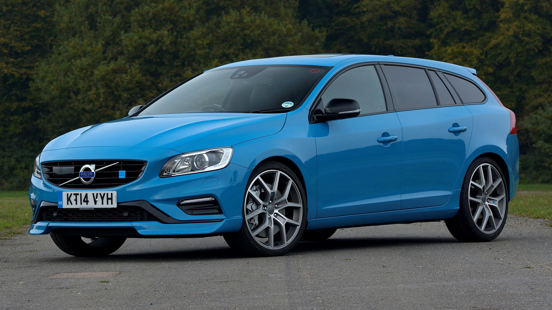 2014 Volvo V60 Polestar UK Wallpapers And HD Images
