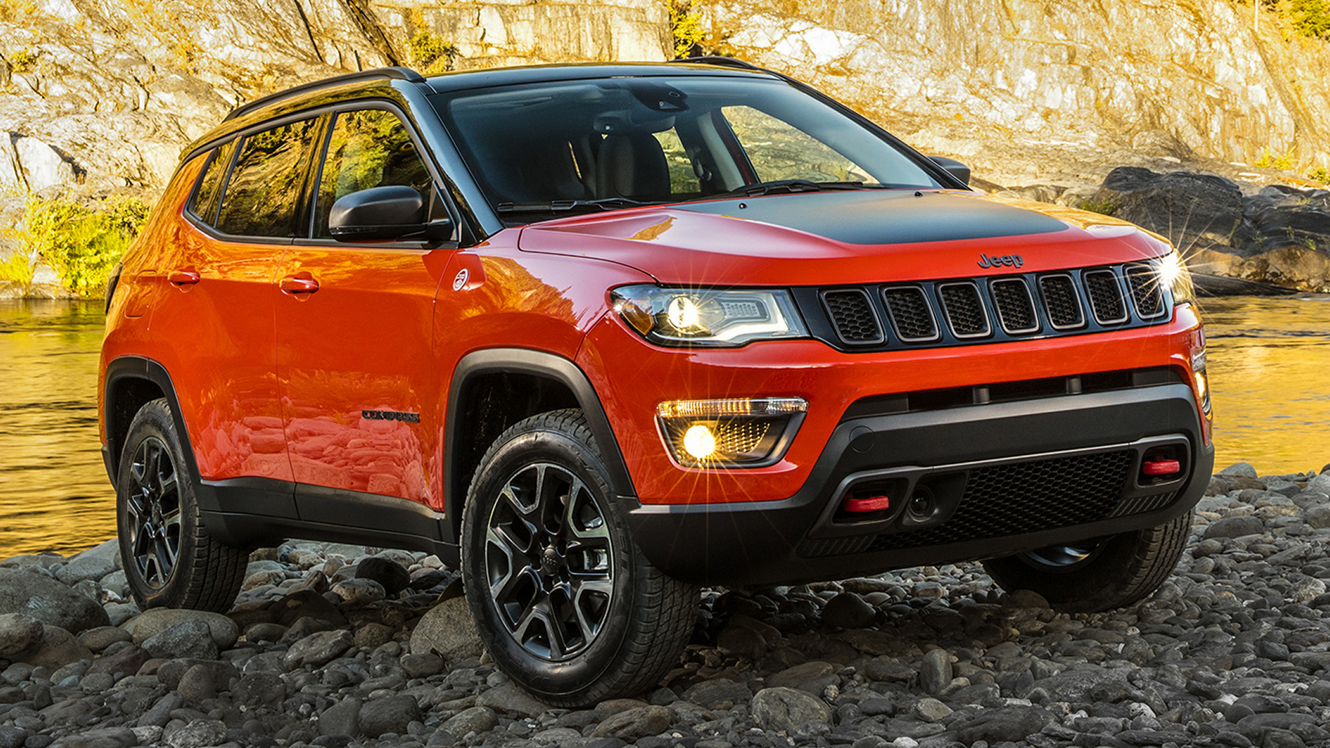 Ed Martin Honda >> 2017 Jeep Compass Trailhawk - Wallpapers and HD Images ...