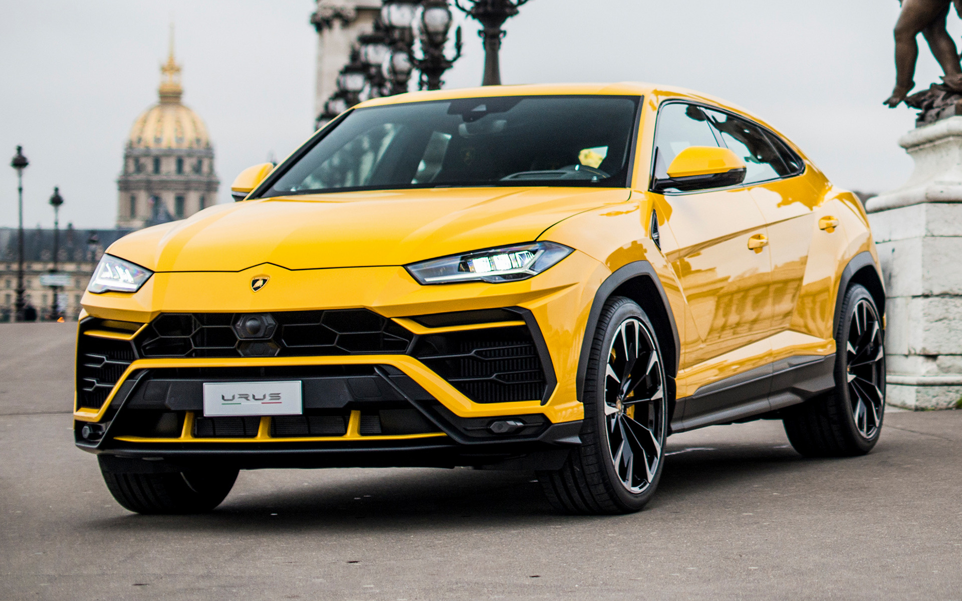 2018 Lamborghini Urus - Wallpapers and HD Images | Car Pixel