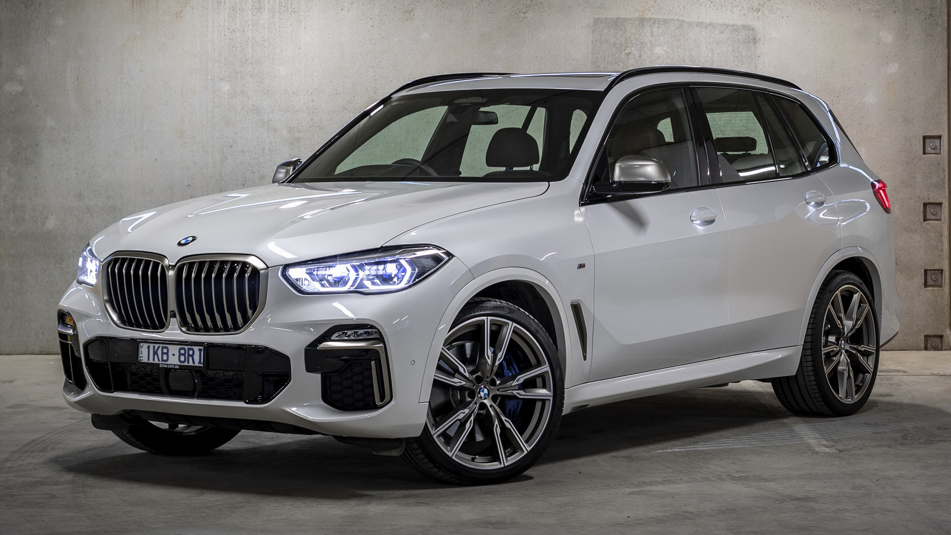 2018 BMW X5 M50d (AU) - Wallpapers and HD Images   Car Pixel