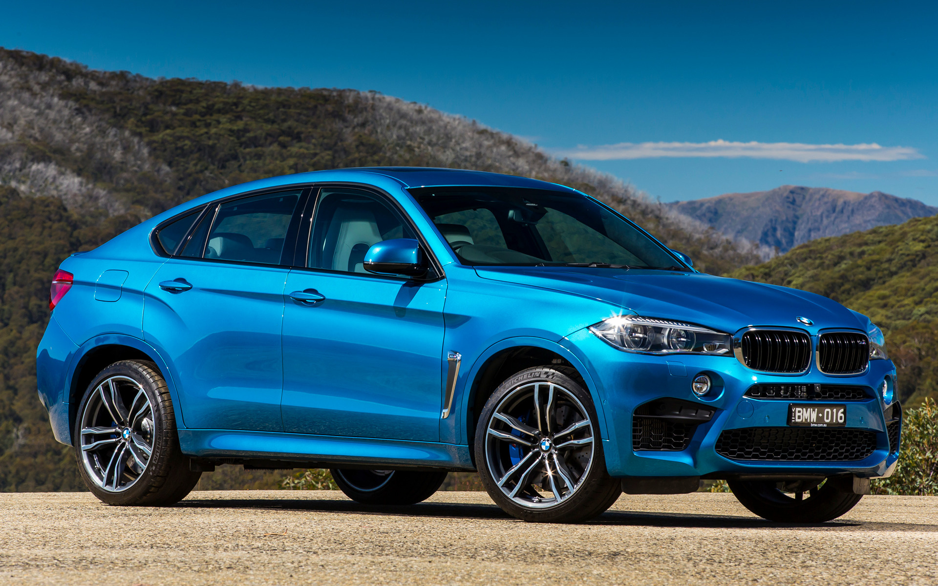 Bmw X6 M 2015 Au Wallpapers And Hd Images Car Pixel