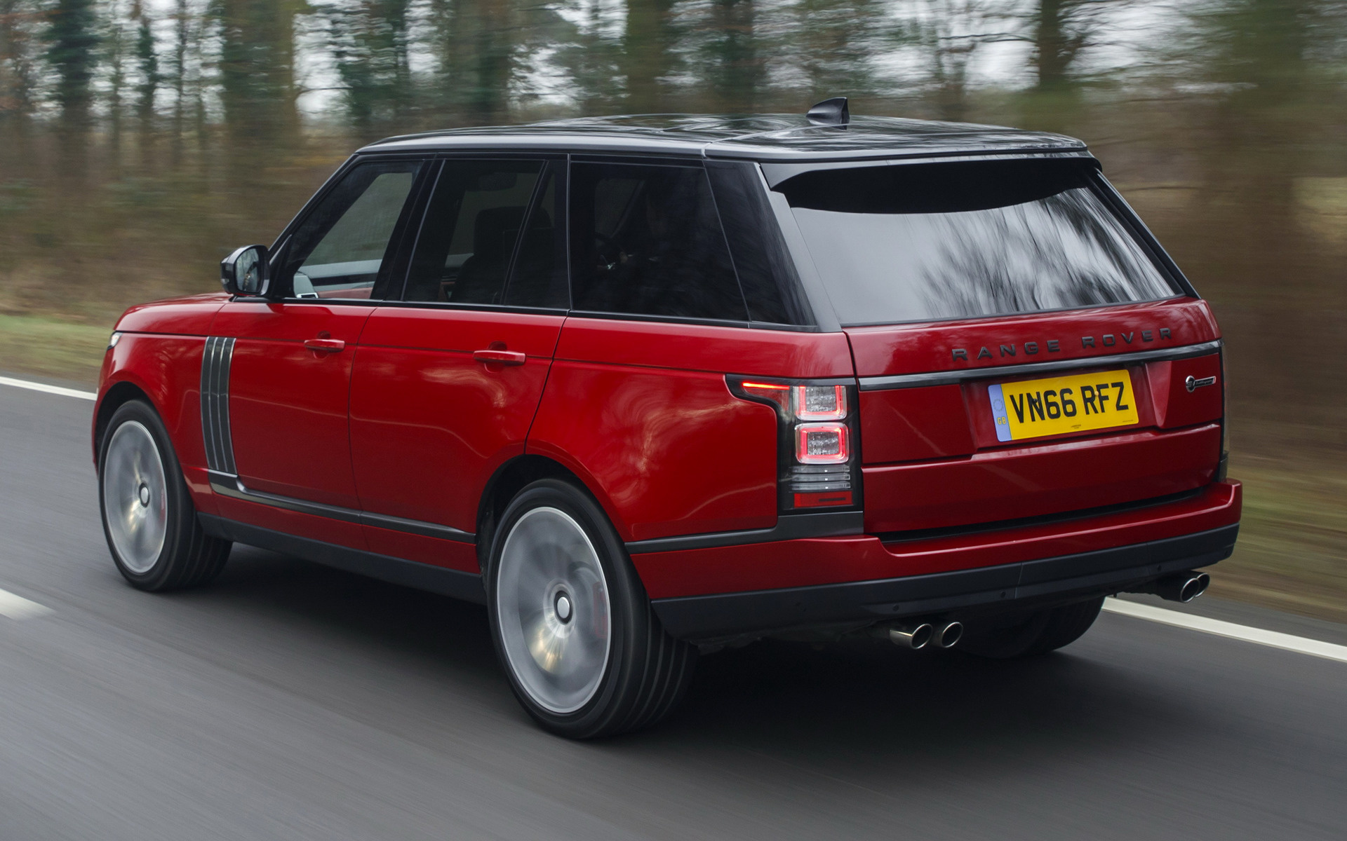 range rover svautobiography dynamic 2016 uk wallpapers and hd images car pixel. Black Bedroom Furniture Sets. Home Design Ideas