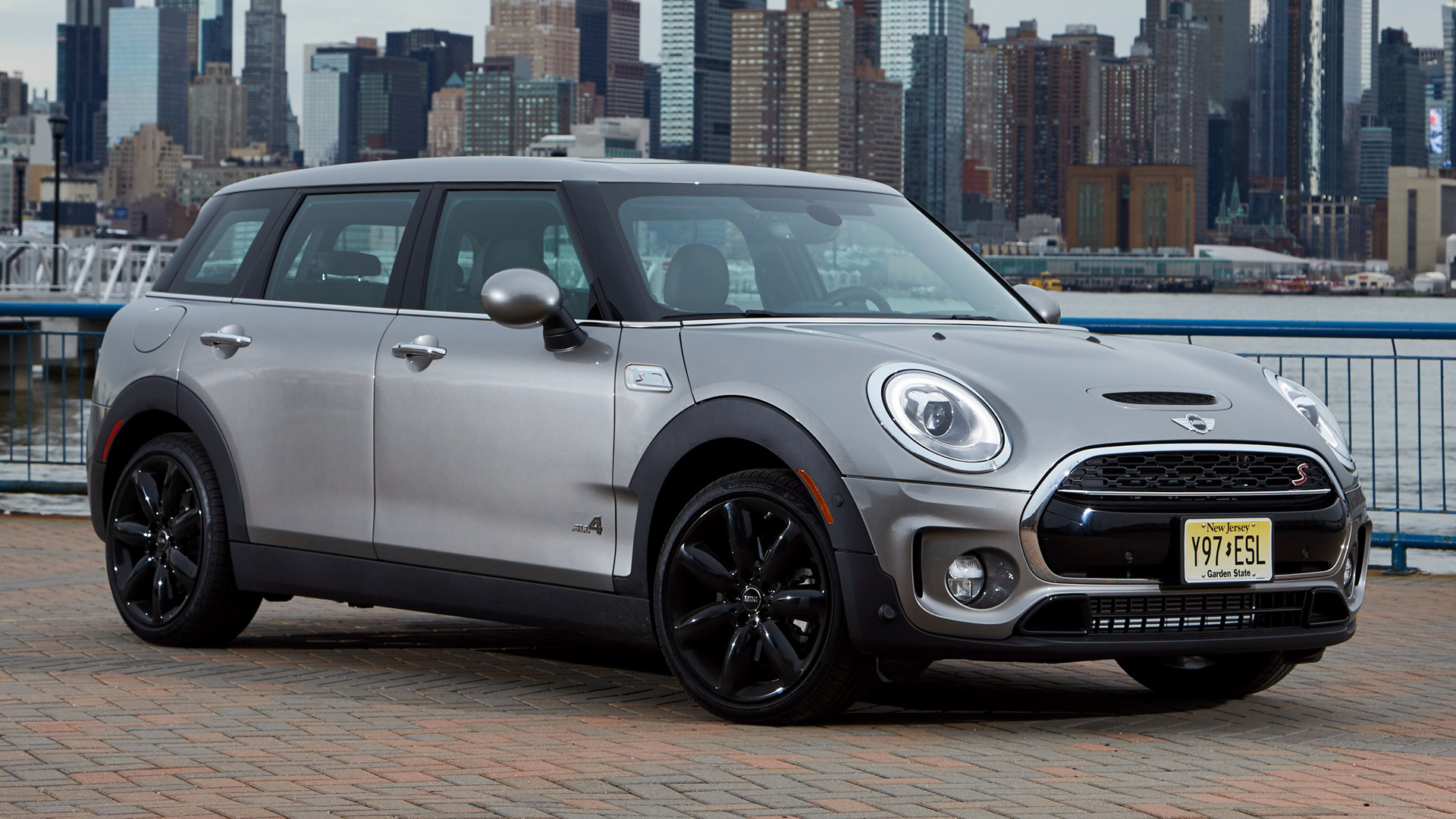 mini cooper s clubman 2017 us wallpapers and hd images. Black Bedroom Furniture Sets. Home Design Ideas
