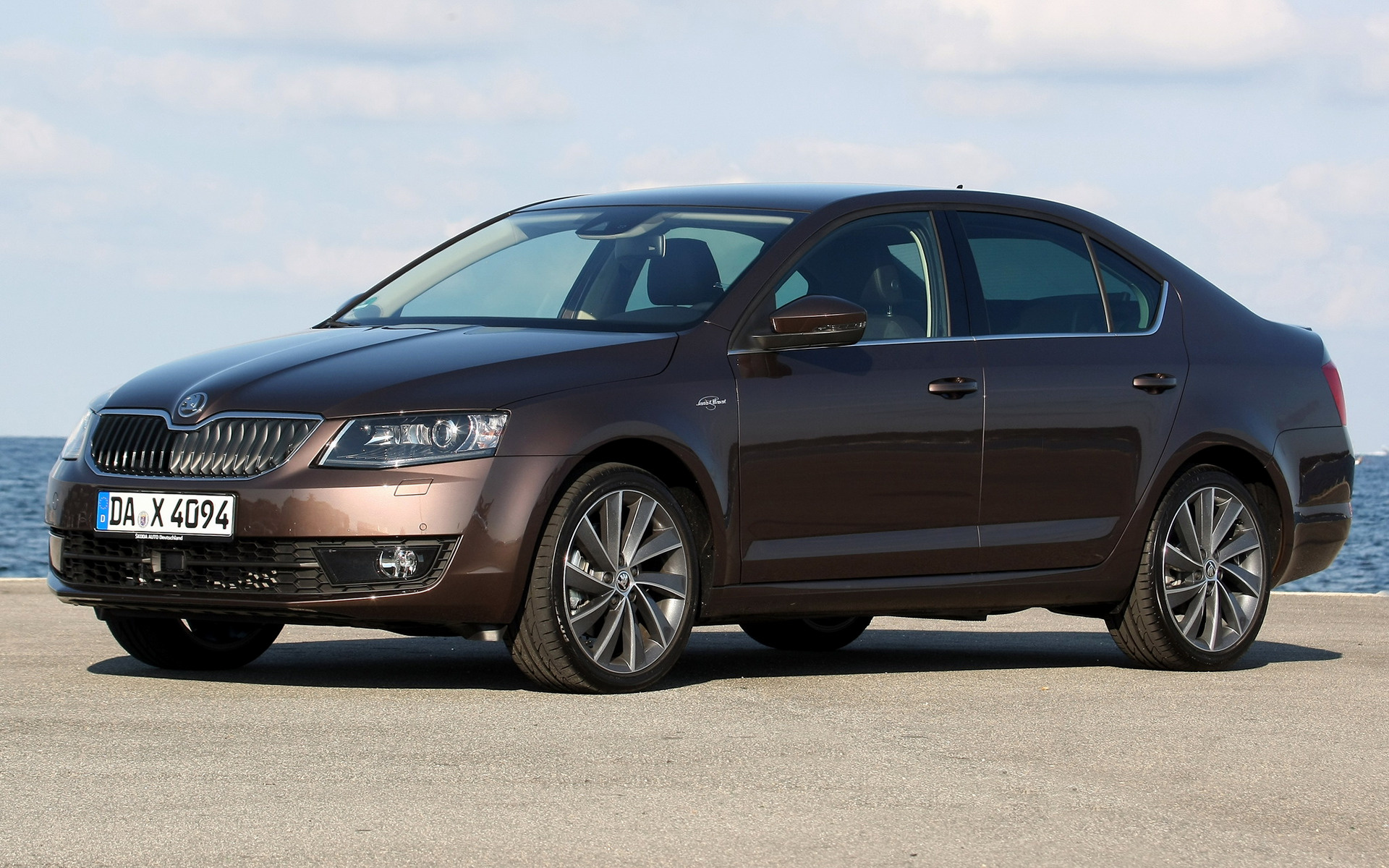 Skoda Octavia Laurin Amp Klement 2014 Wallpapers And Hd Images Car Pixel