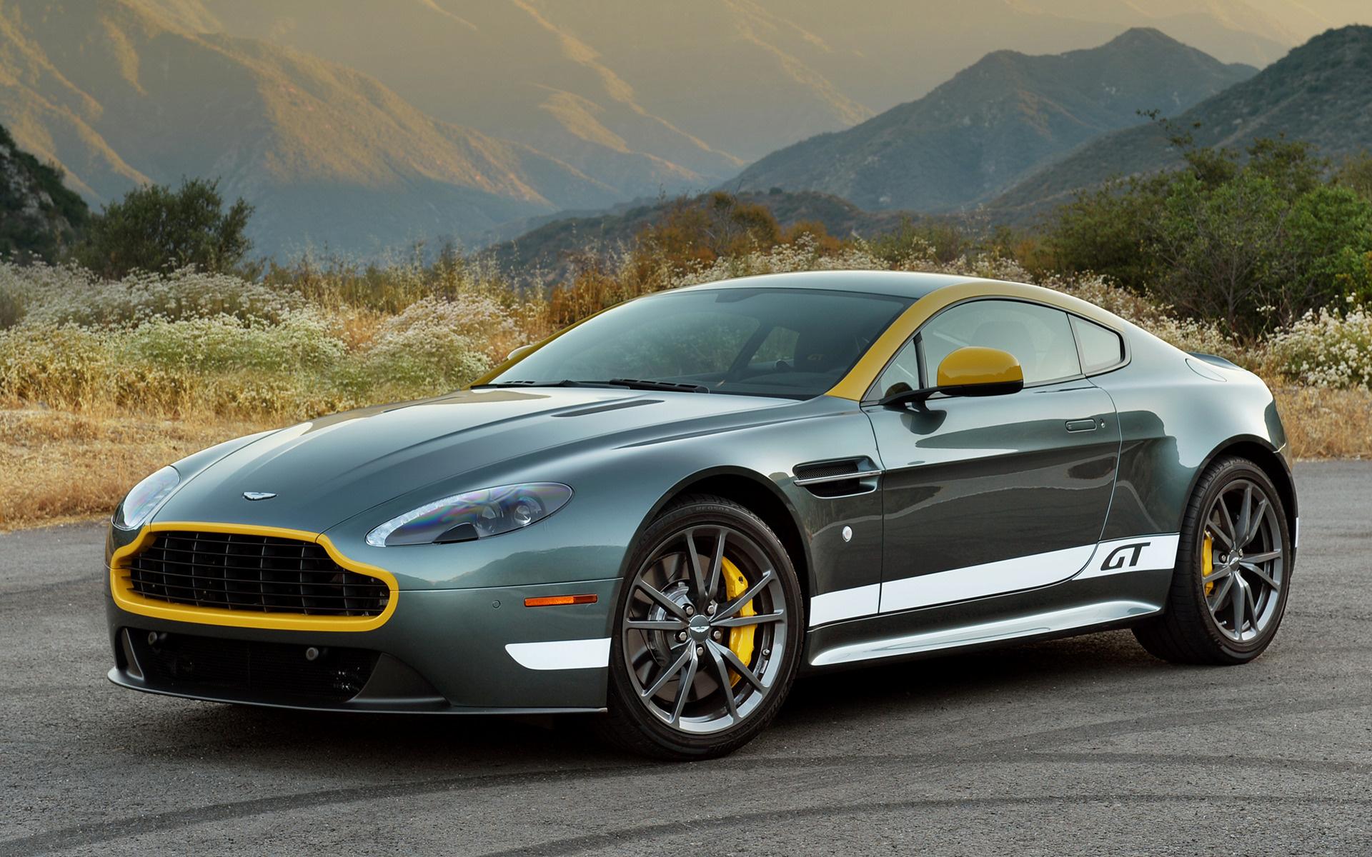 2014 Aston Martin V8 Vantage Gt Us Wallpapers And Hd Images Car Pixel