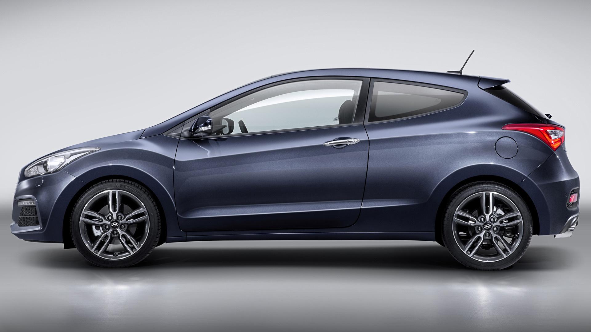 Hyundai i30 3 door turbo 2015 wallpapers and hd images car pixel