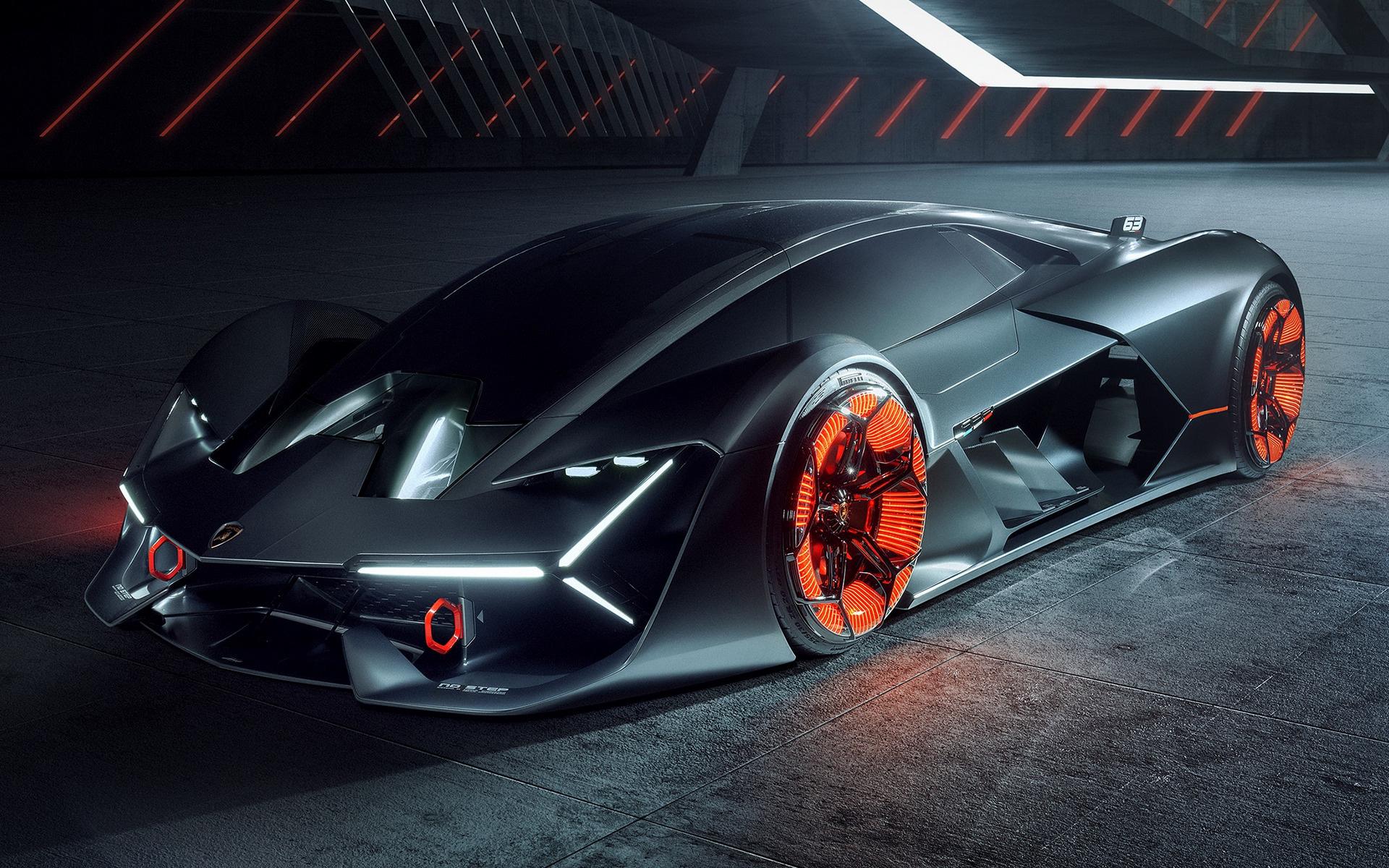 2017 Lamborghini Terzo Millennio - Wallpapers and HD ...