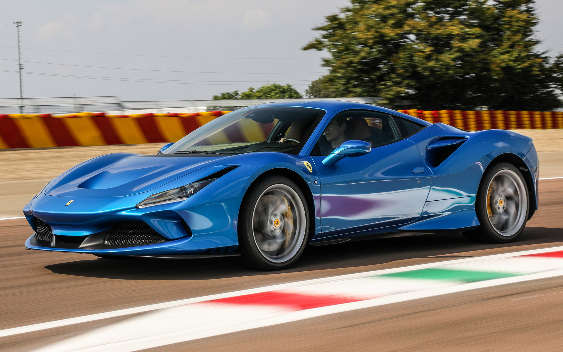 2020 Ferrari F8 Tributo Wallpapers And Hd Images Car Pixel