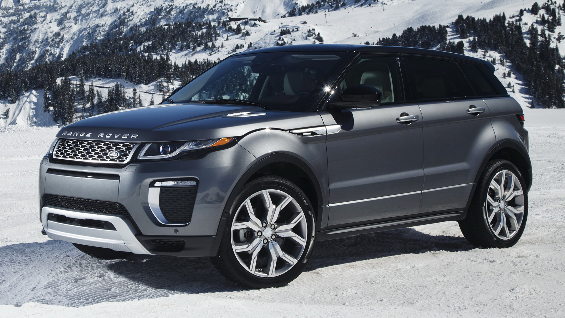 Range Rover Evoque >> 2016 Range Rover Evoque Autobiography (US) - Wallpapers ...