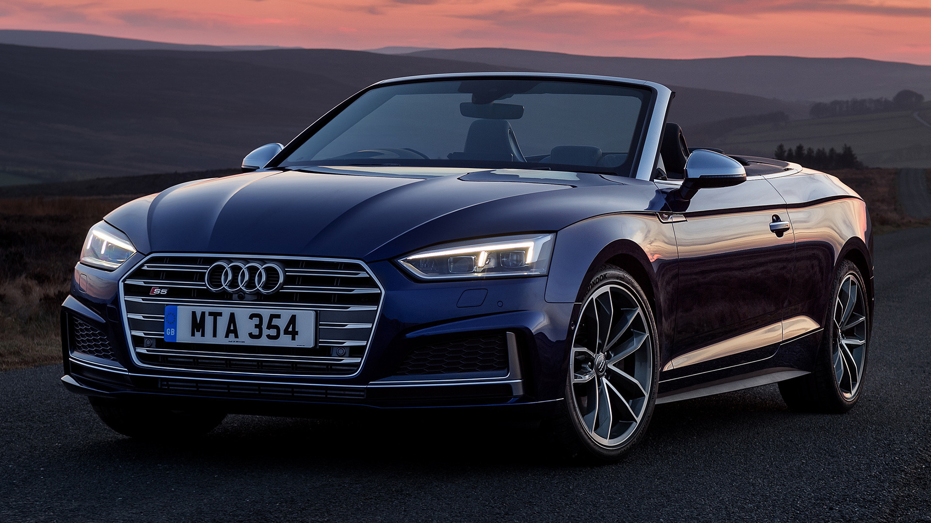 Audi S5 Cabriolet (2017) UK Wallpapers and HD Images - Car ...