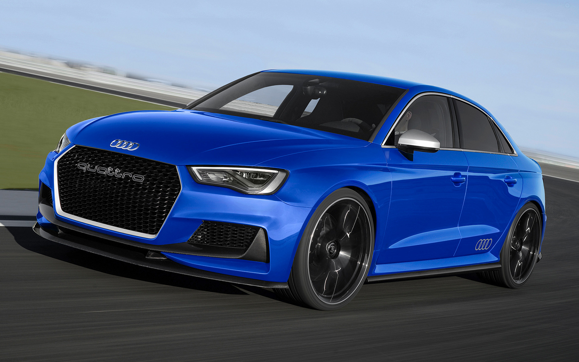 2014 audi a3 clubsport quattro concept wallpapers and hd. Black Bedroom Furniture Sets. Home Design Ideas