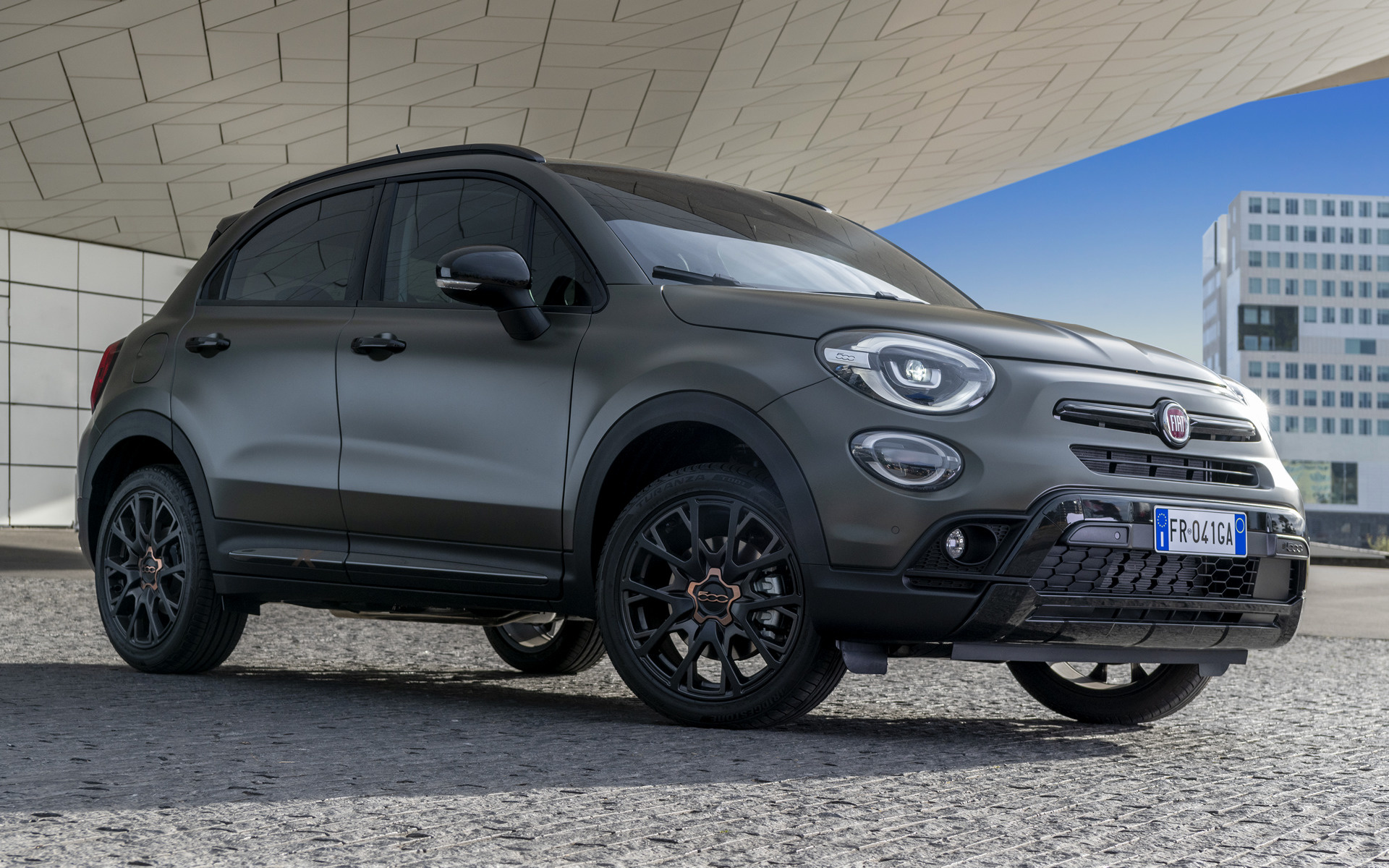 2019 Fiat 500X Cross S-Design - Wallpapers and HD Images
