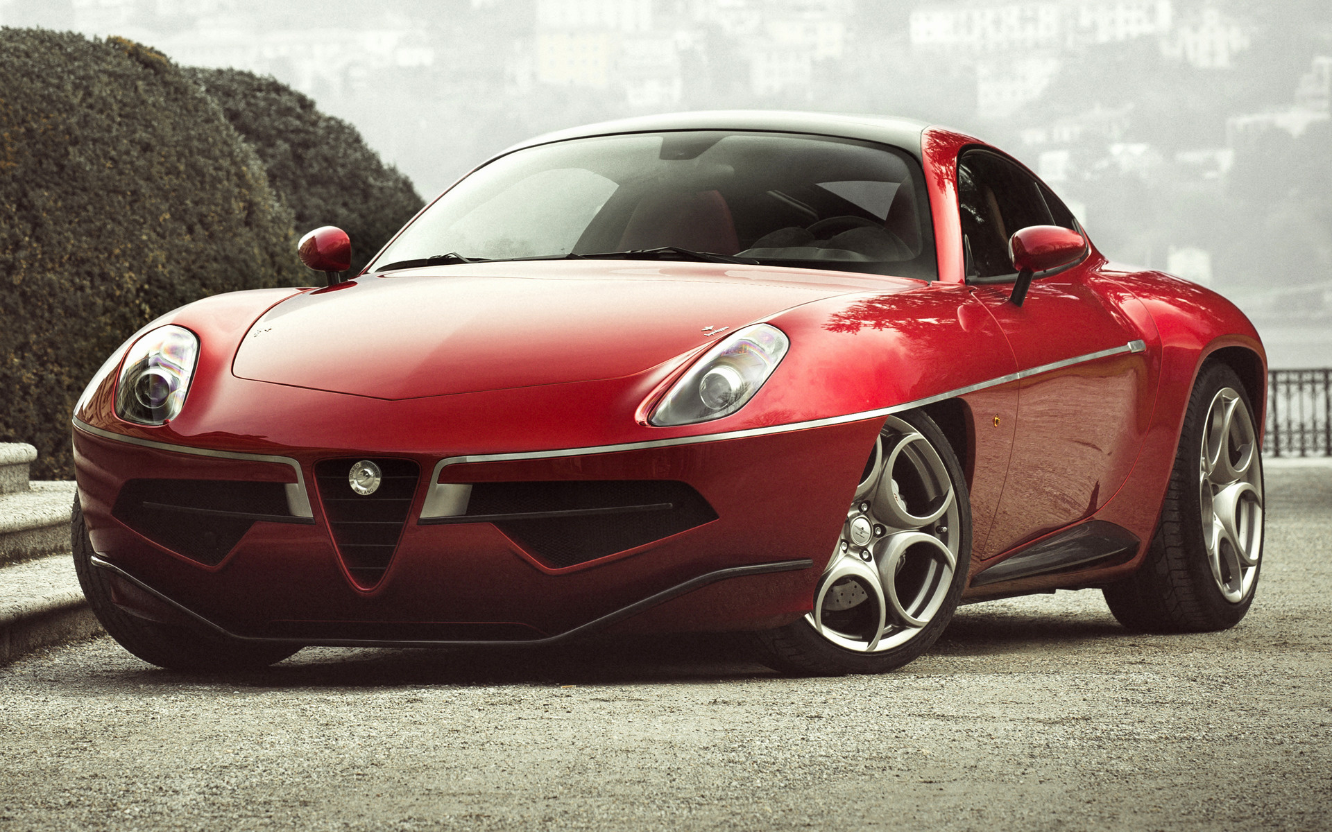 alfa romeo disco volante 2013 wallpapers and hd images car pixel. Black Bedroom Furniture Sets. Home Design Ideas