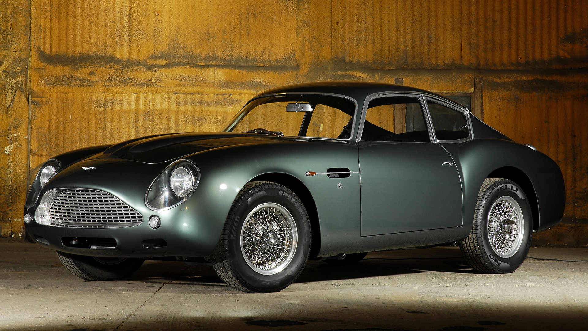 1960 Aston Martin DB4 GT Zagato (UK) - Wallpapers and HD Images | Car Pixel