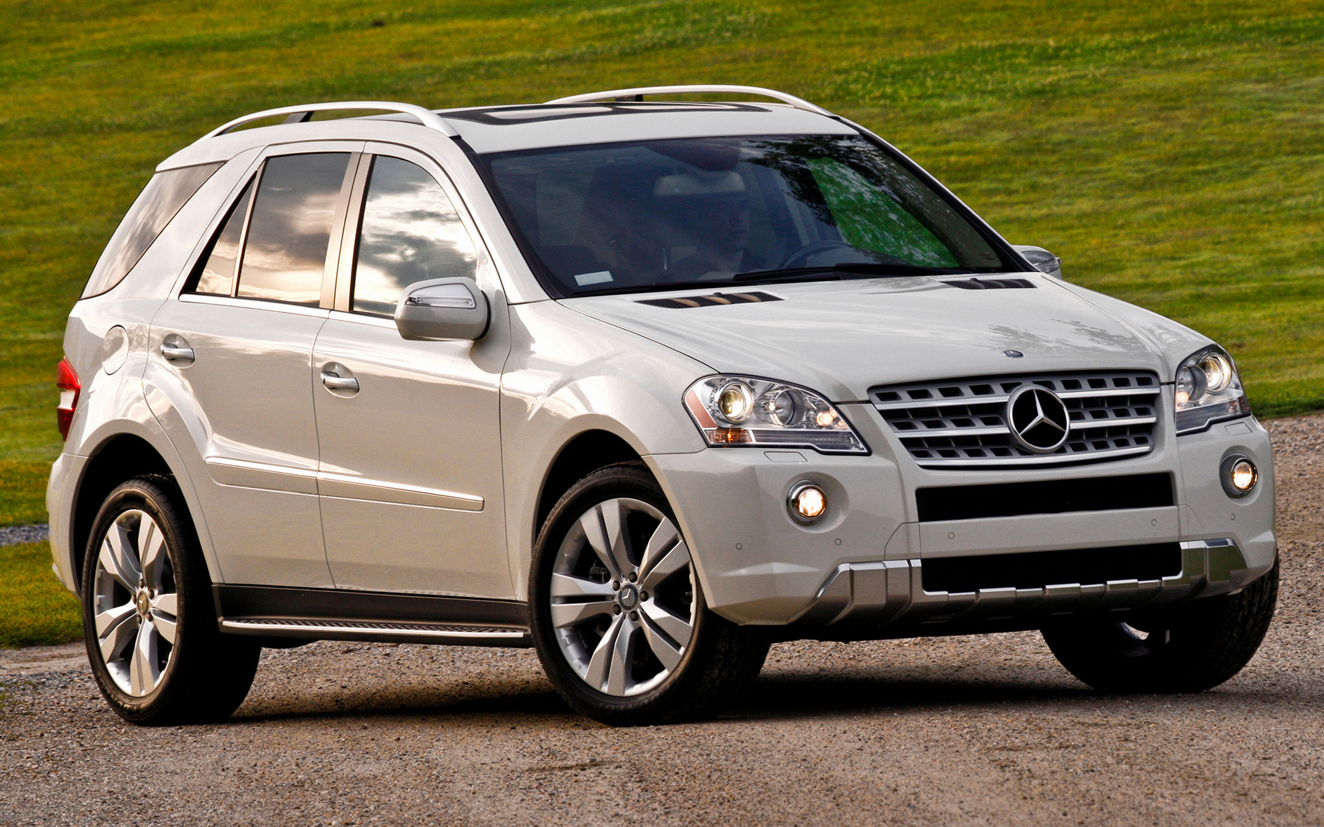 2008 Mercedes-Benz M-Class AMG Styling (US) - Wallpapers ...