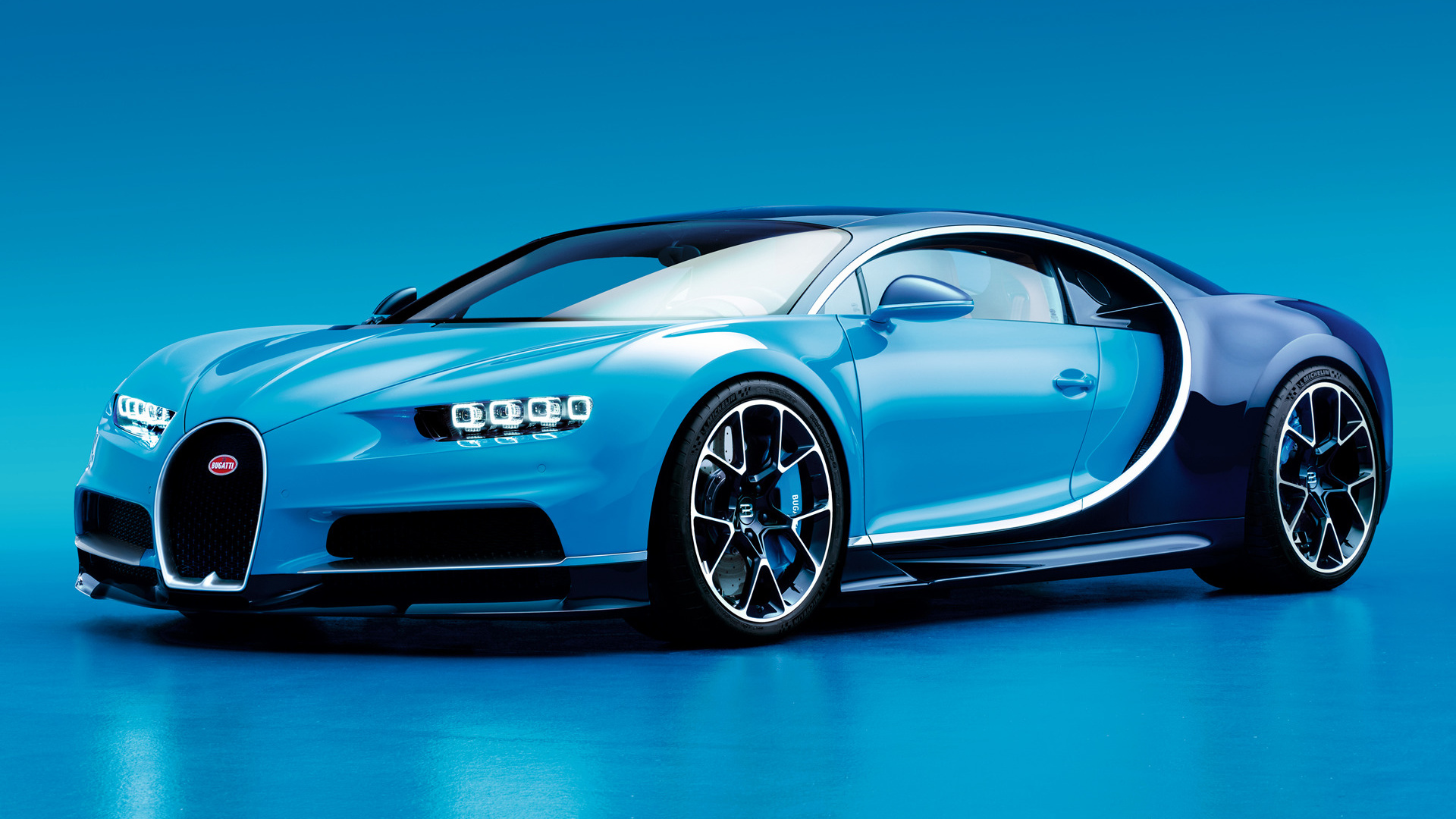 Bugatti Chiron With 1500 Horsepower