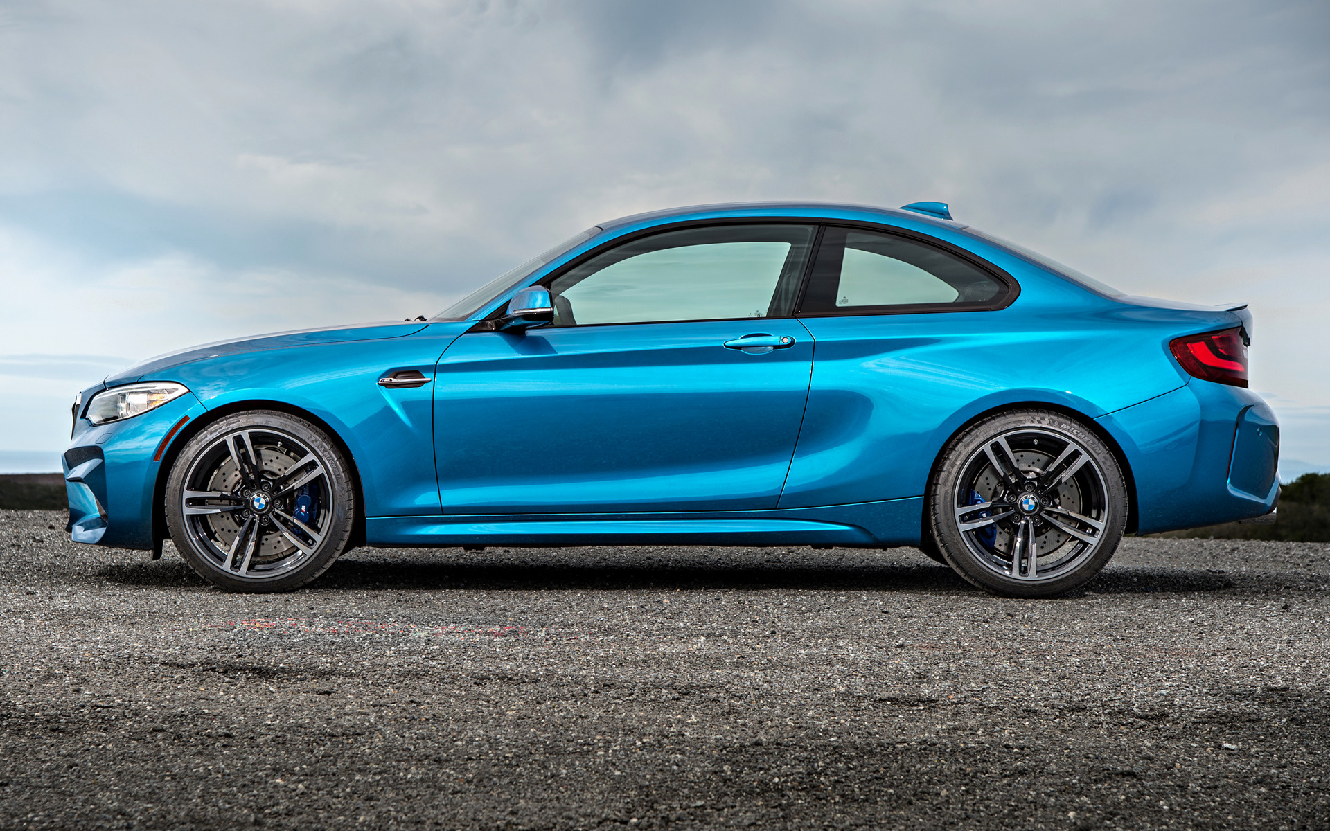 2016 bmw m2 coupe us wallpapers and hd images car pixel. Black Bedroom Furniture Sets. Home Design Ideas