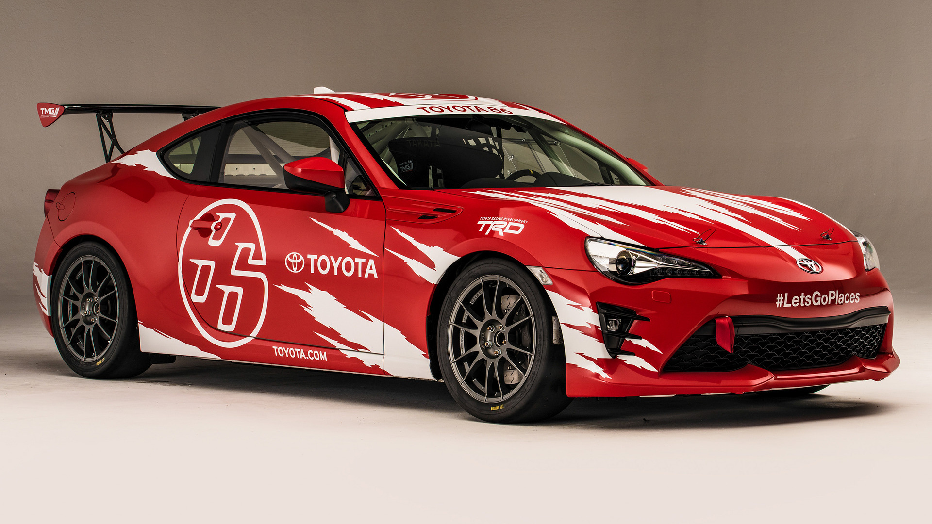 Toyota GT86 CS (2016) Wallpapers and HD Images - Car Pixel