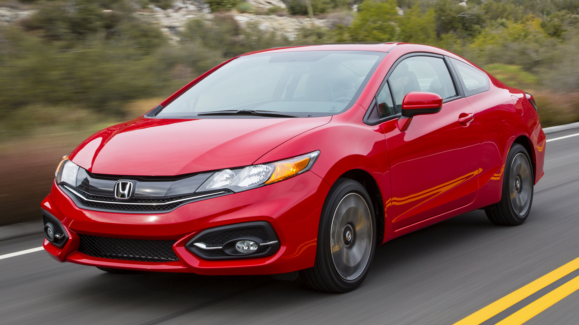 Honda Civic Coupe (2014) Wallpapers and HD Images - Car Pixel