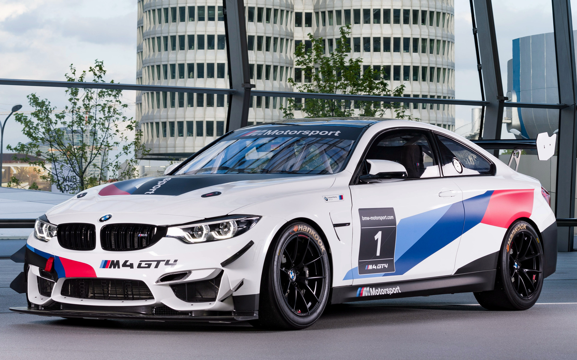 BMW M4 Coupe >> 2017 BMW M4 GT4 - Wallpapers and HD Images | Car Pixel