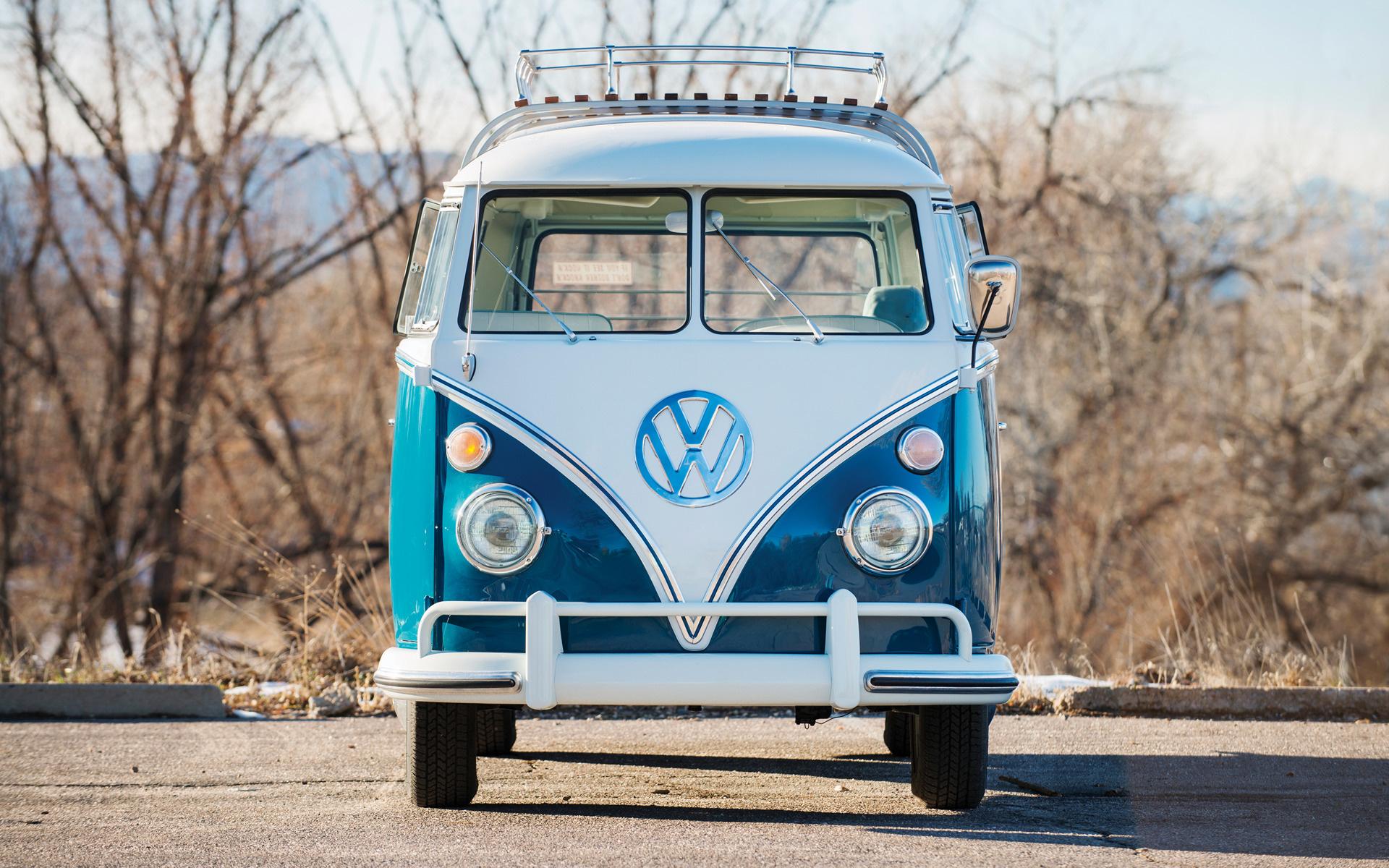 Volkswagen T1 Deluxe Microbus (1967) US Wallpapers and HD ...