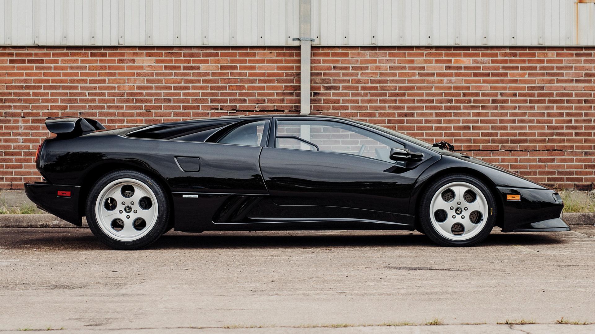 1994 Lamborghini Diablo Se30 Us Wallpapers And Hd Images Car Pixel