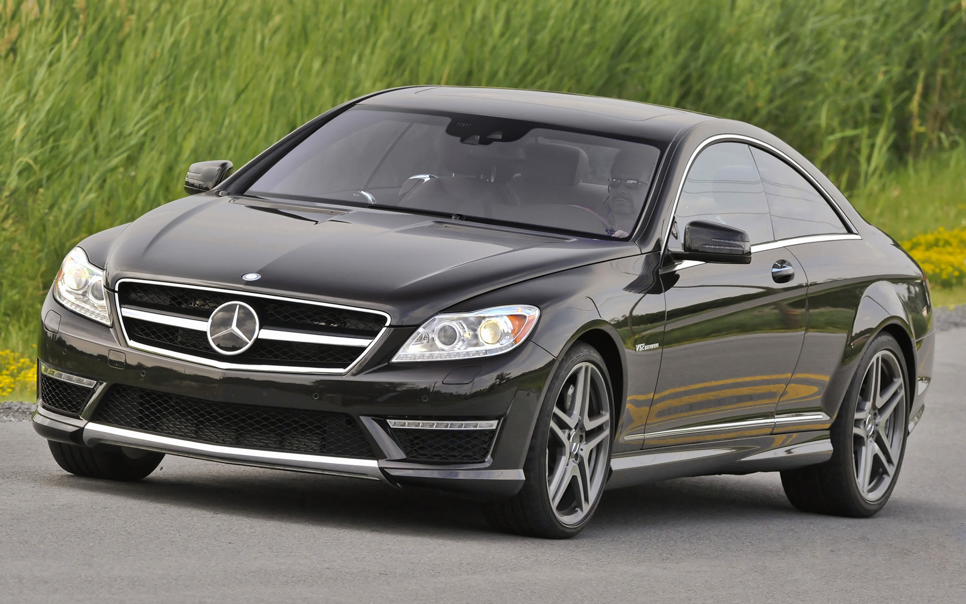 Mercedes-Benz CL 65 AMG (2010) US Wallpapers and HD Images - Car Pixel