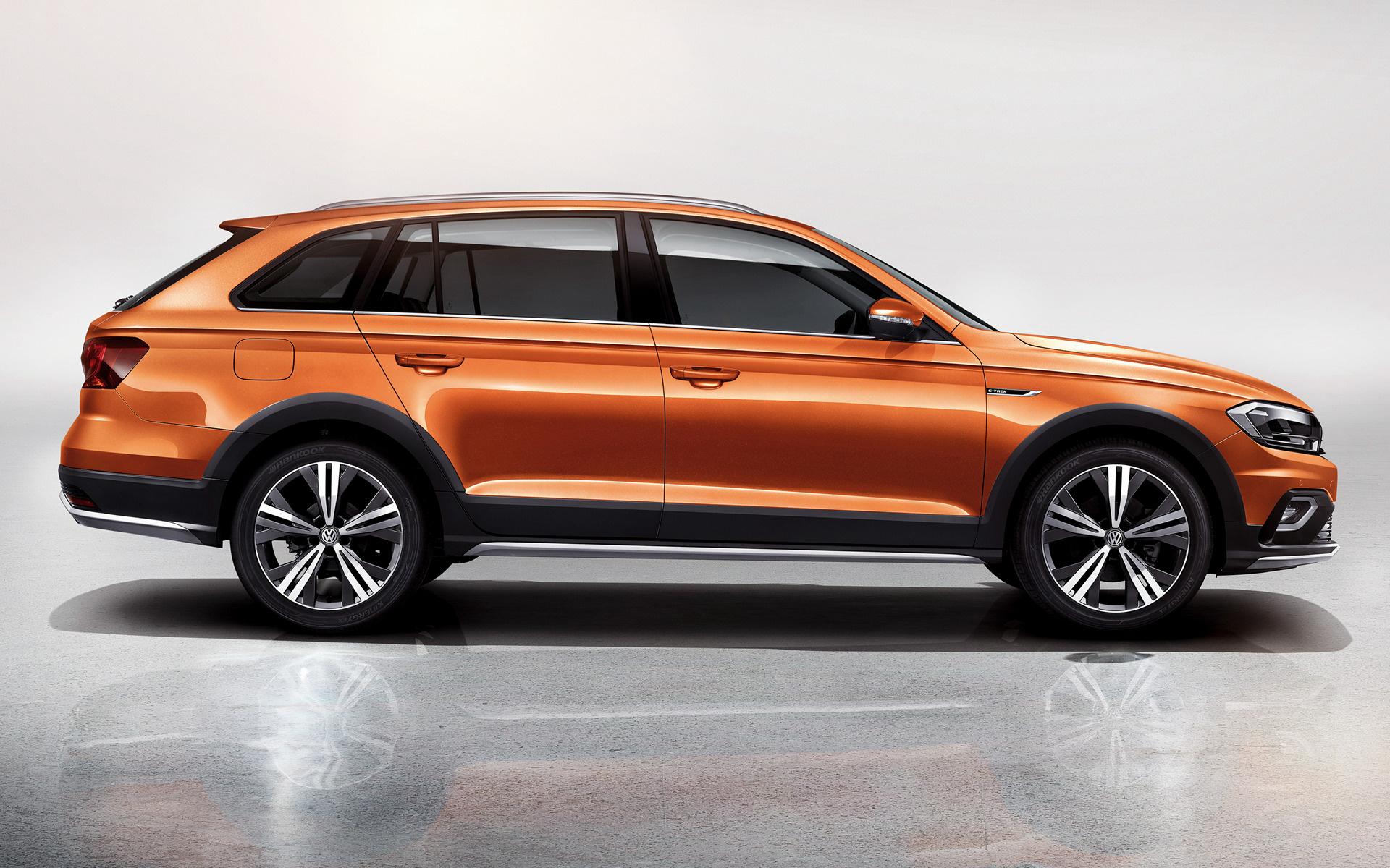 2016 Volkswagen C-Trek - Wallpapers and HD Images   Car Pixel