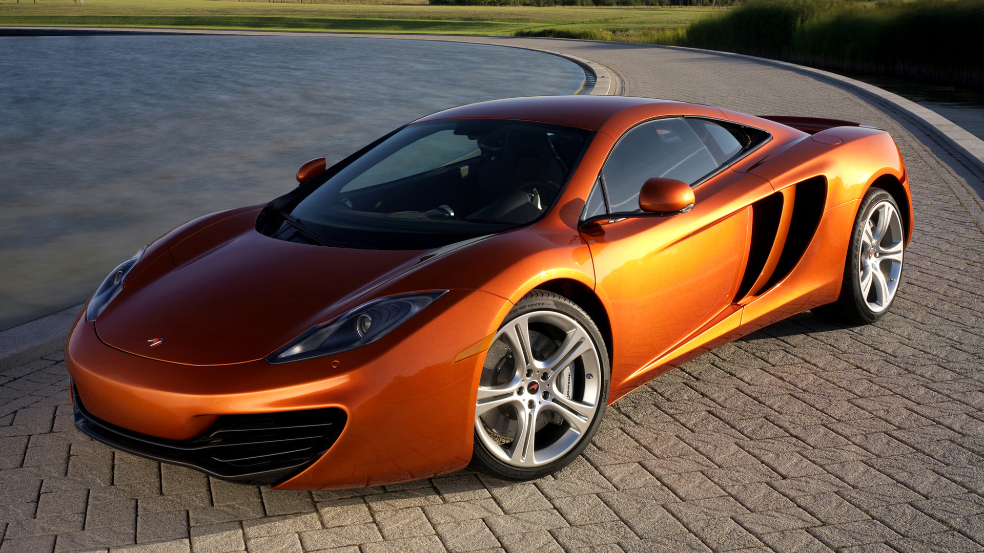 McLaren MP4-12C Prototype (2009) Wallpapers and HD Images